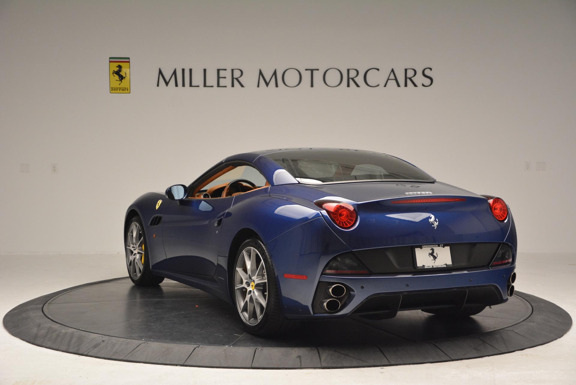 Used 2010 Ferrari California  For Sale In Greenwich, CT. Alfa Romeo of Greenwich, 4492A 126_p17