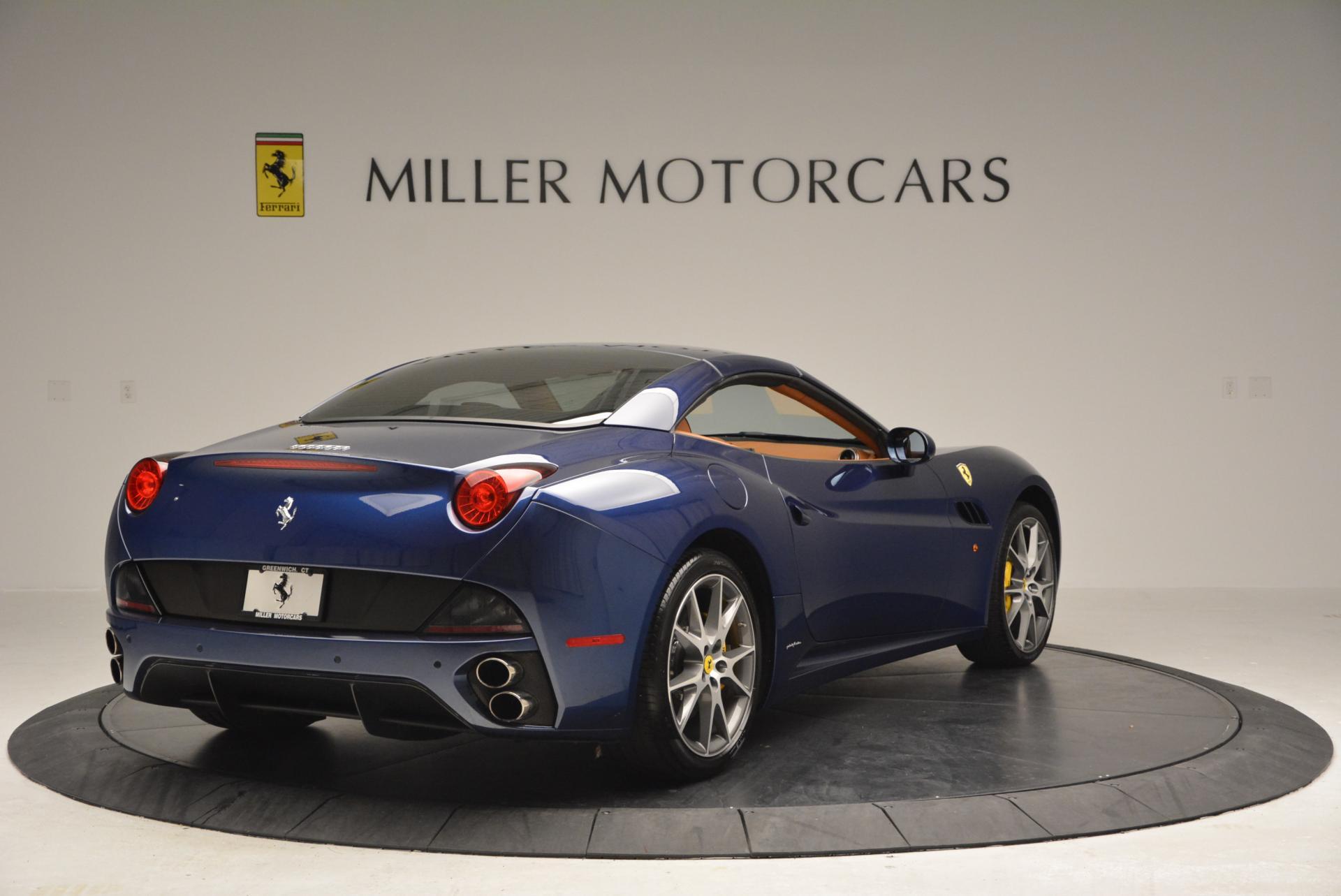 Used 2010 Ferrari California  For Sale In Greenwich, CT. Alfa Romeo of Greenwich, 4492A 126_p19