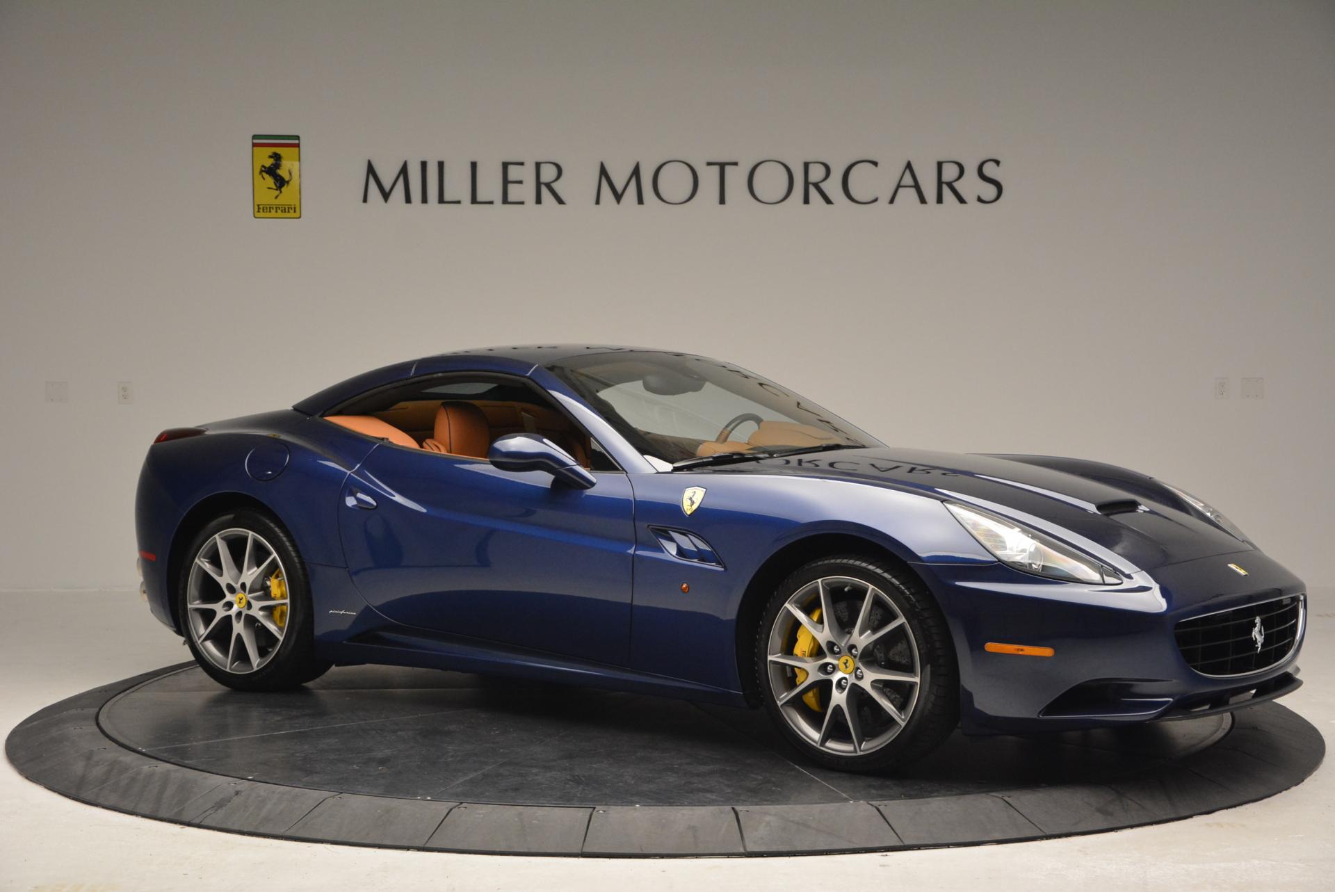 Used 2010 Ferrari California  For Sale In Greenwich, CT. Alfa Romeo of Greenwich, 4492A 126_p22