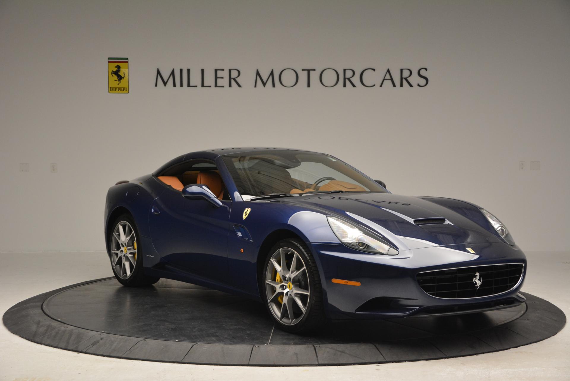 Used 2010 Ferrari California  For Sale In Greenwich, CT. Alfa Romeo of Greenwich, 4492A 126_p23
