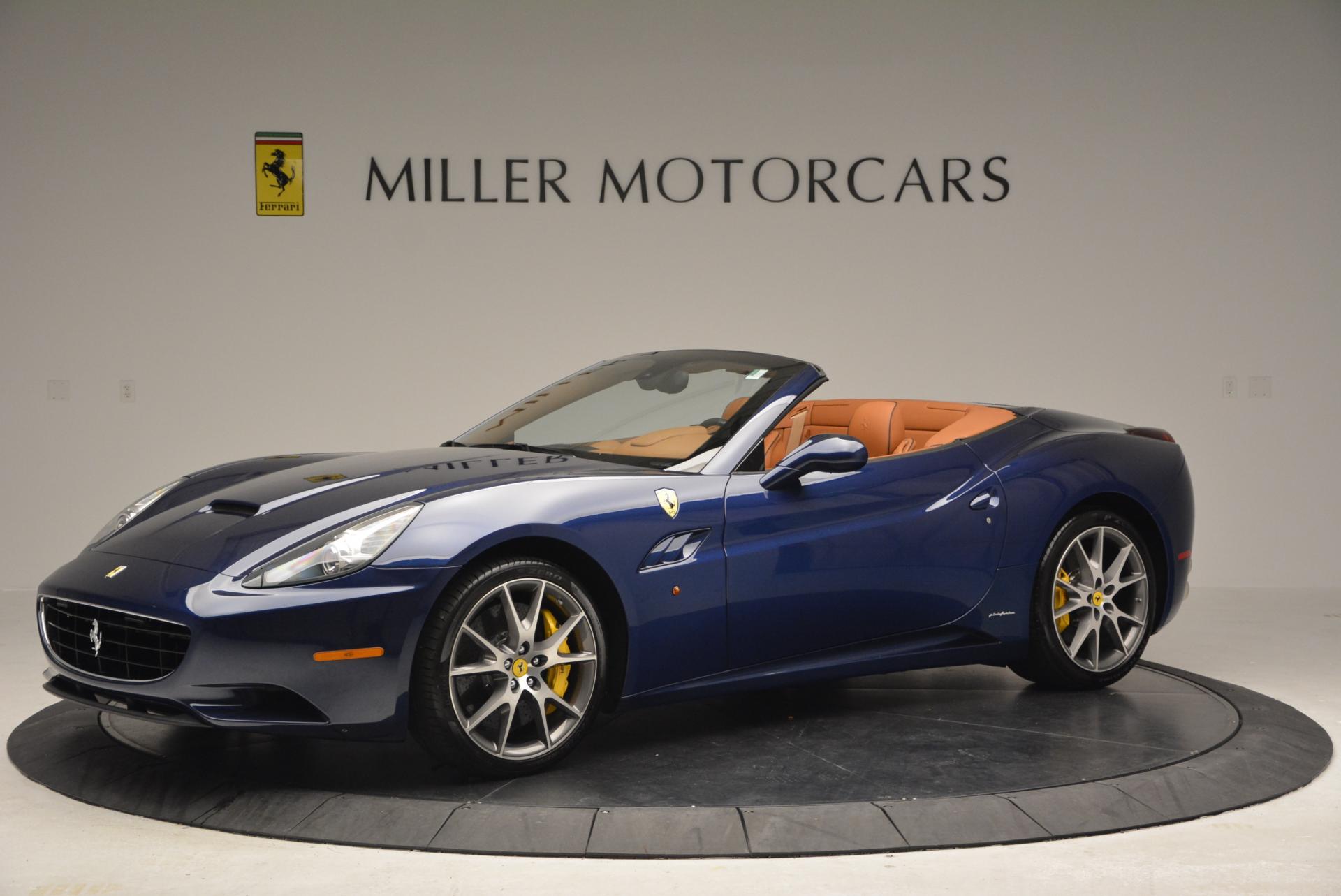 Used 2010 Ferrari California  For Sale In Greenwich, CT. Alfa Romeo of Greenwich, 4492A 126_p2