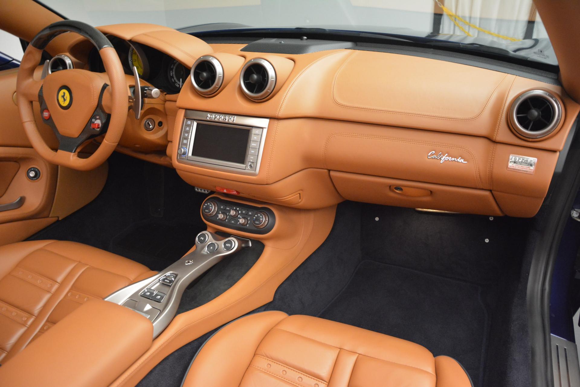 Used 2010 Ferrari California  For Sale In Greenwich, CT. Alfa Romeo of Greenwich, 4492A 126_p30