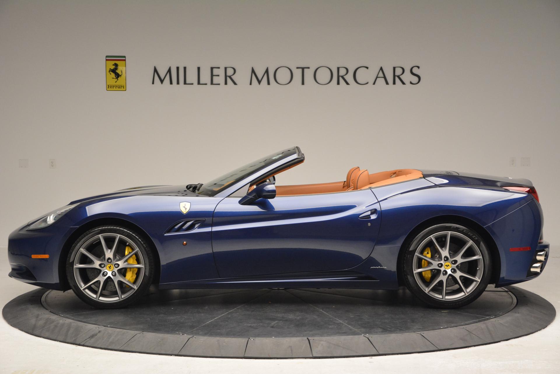 Used 2010 Ferrari California  For Sale In Greenwich, CT. Alfa Romeo of Greenwich, 4492A 126_p3