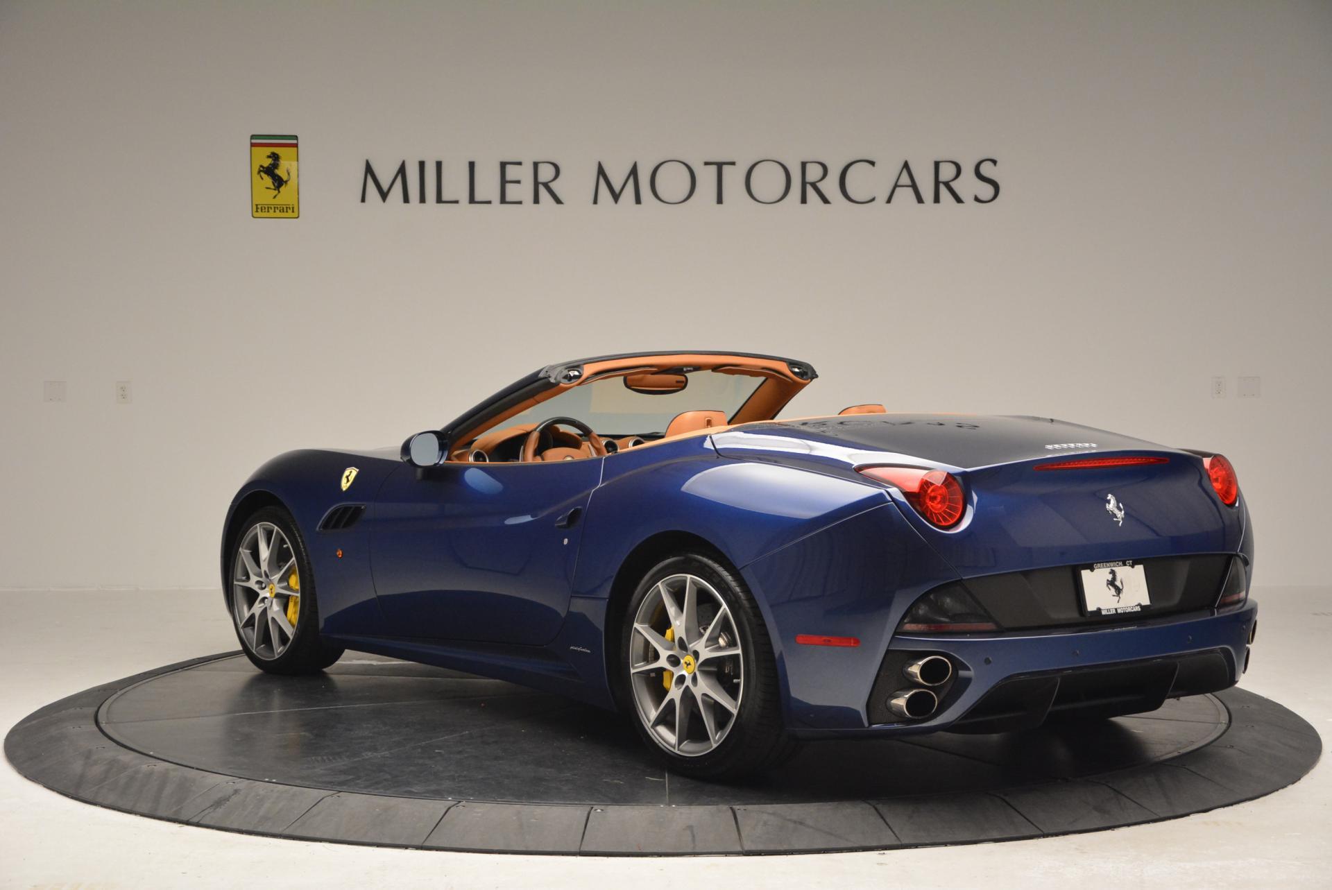 Used 2010 Ferrari California  For Sale In Greenwich, CT. Alfa Romeo of Greenwich, 4492A 126_p5