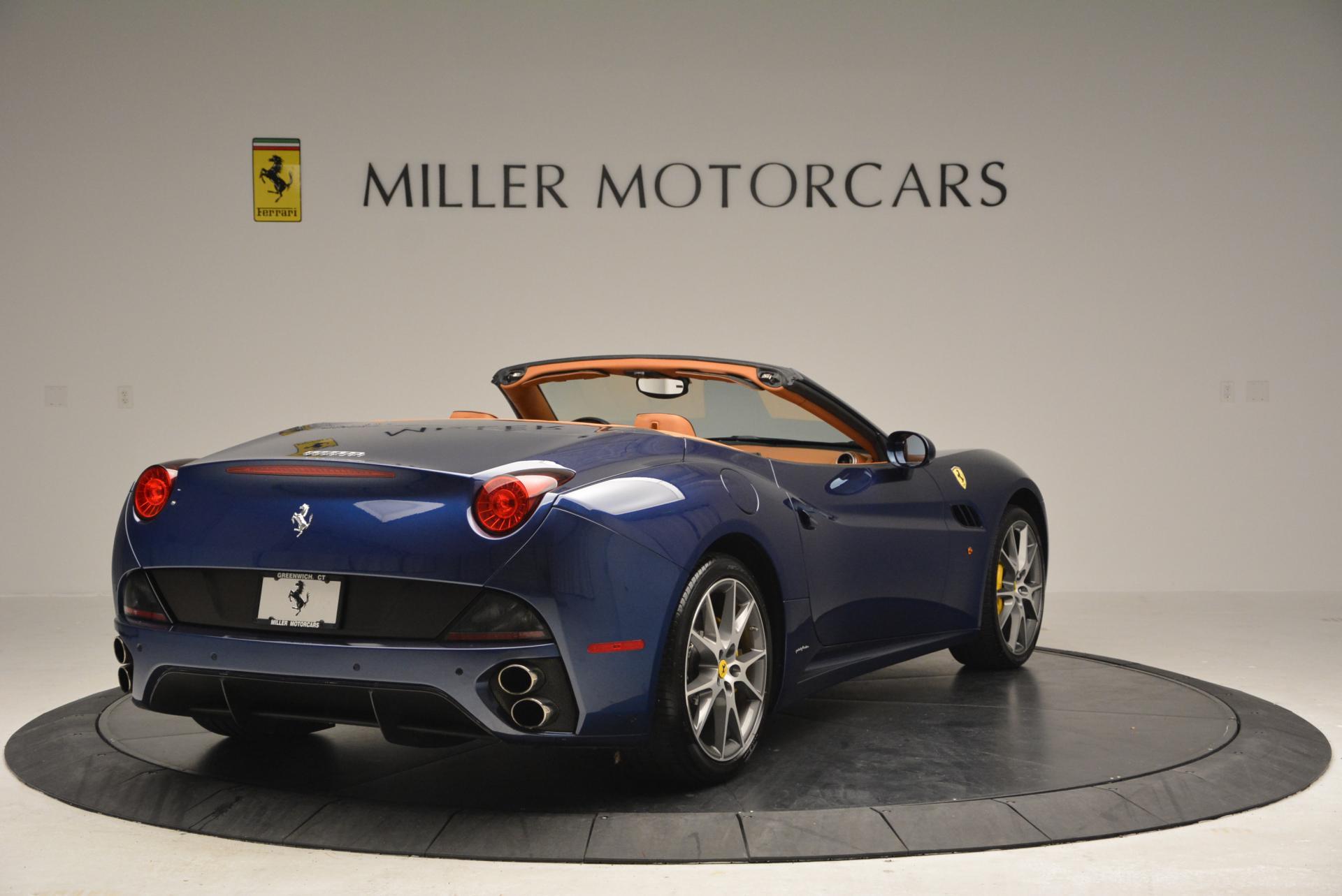 Used 2010 Ferrari California  For Sale In Greenwich, CT. Alfa Romeo of Greenwich, 4492A 126_p7