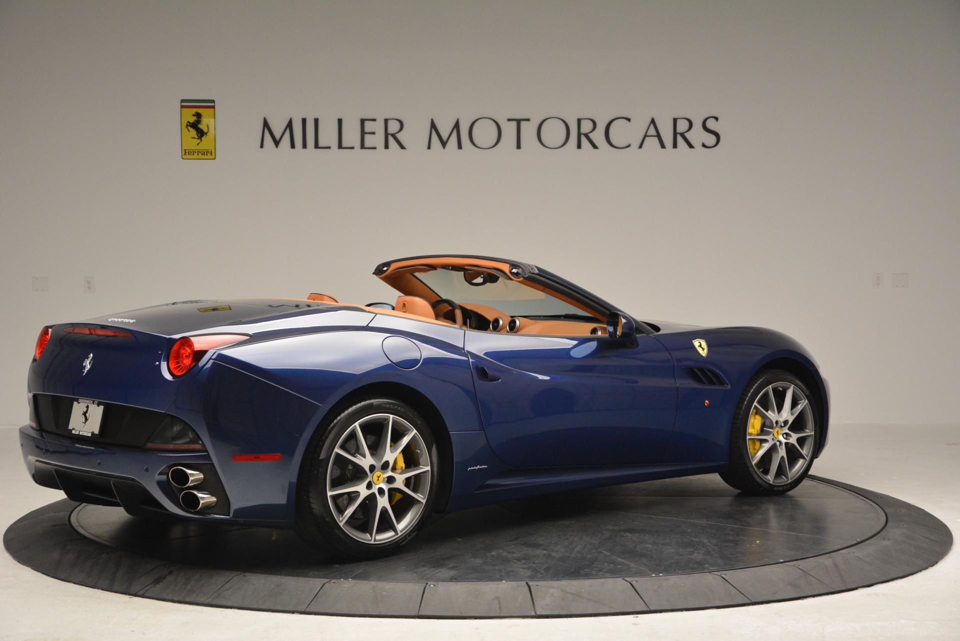 Used 2010 Ferrari California  For Sale In Greenwich, CT. Alfa Romeo of Greenwich, 4492A 126_p8