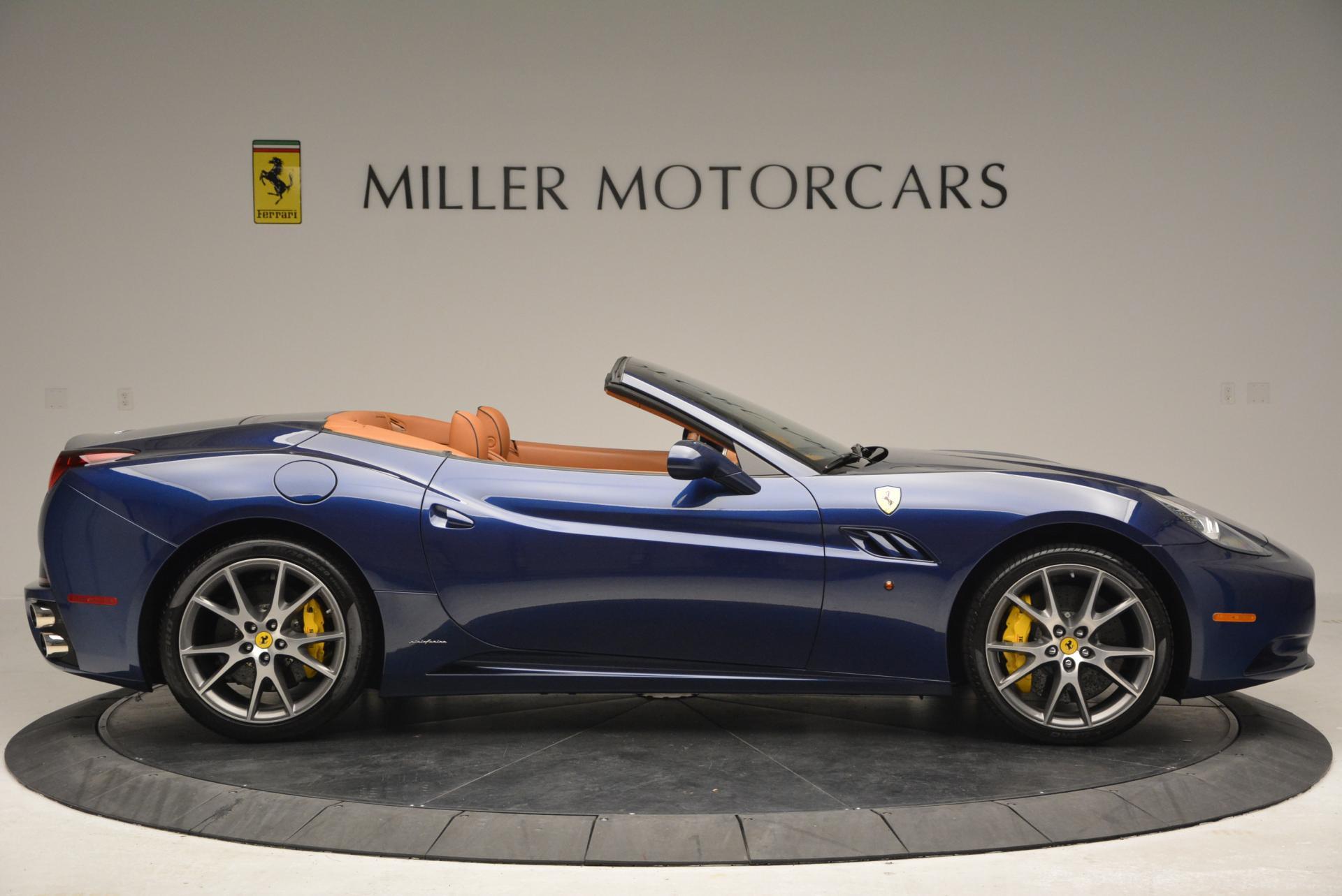 Used 2010 Ferrari California  For Sale In Greenwich, CT. Alfa Romeo of Greenwich, 4492A 126_p9