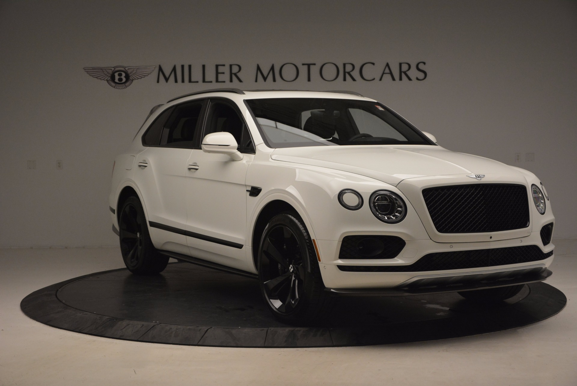 New 2018 Bentley Bentayga Black Edition For Sale In Greenwich, CT. Alfa Romeo of Greenwich, B1264 1260_p11