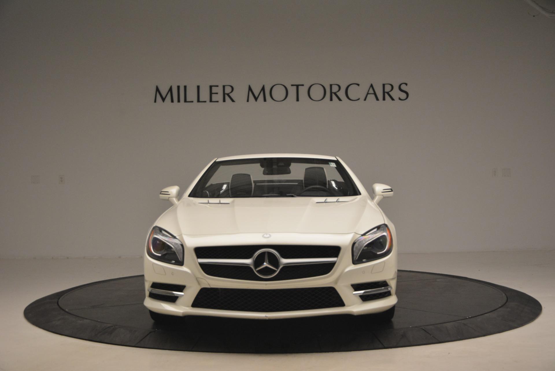 Used 2015 Mercedes Benz SL-Class SL 550 For Sale In Greenwich, CT. Alfa Romeo of Greenwich, M1874A 1261_p13