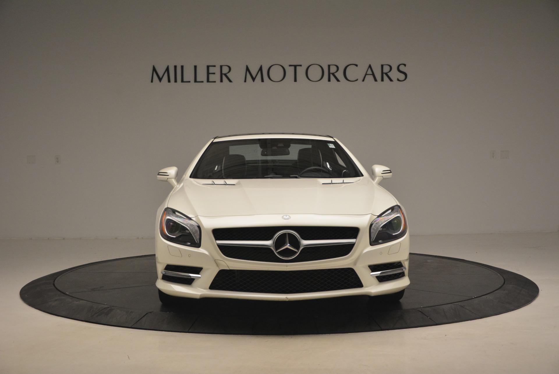 Used 2015 Mercedes Benz SL-Class SL 550 For Sale In Greenwich, CT. Alfa Romeo of Greenwich, M1874A 1261_p14
