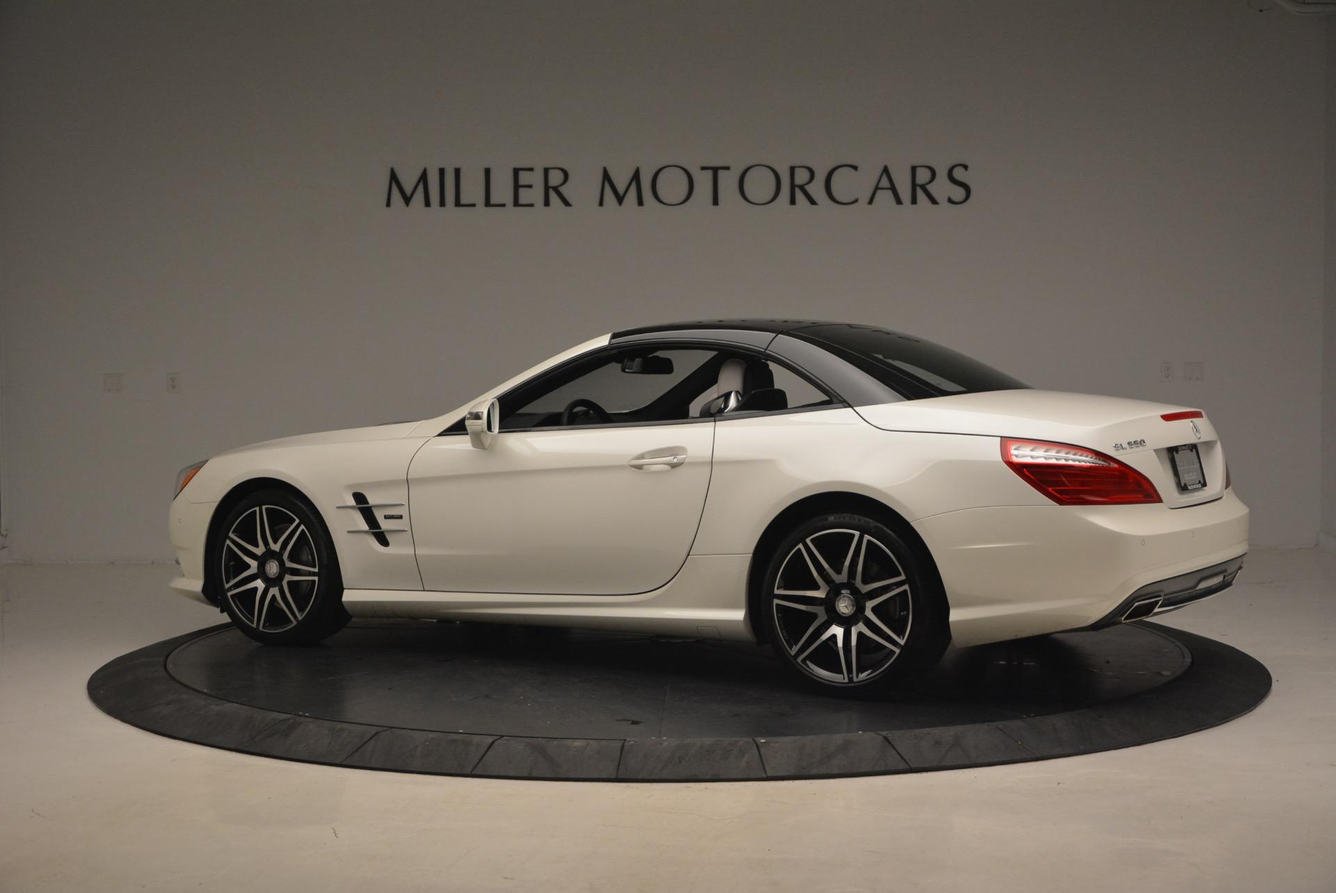 Used 2015 Mercedes Benz SL-Class SL 550 For Sale In Greenwich, CT. Alfa Romeo of Greenwich, M1874A 1261_p18