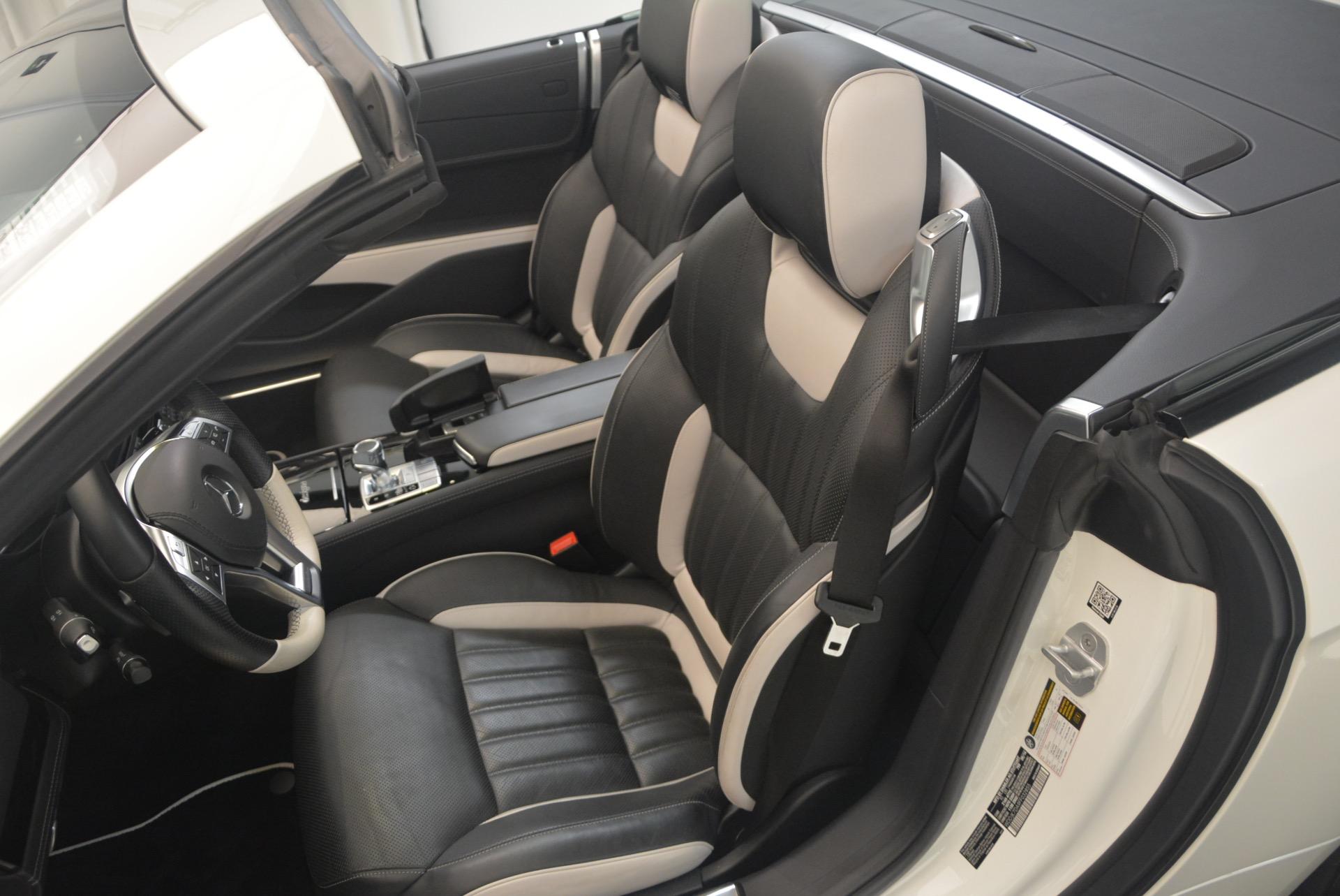 Used 2015 Mercedes Benz SL-Class SL 550 For Sale In Greenwich, CT. Alfa Romeo of Greenwich, M1874A 1261_p30