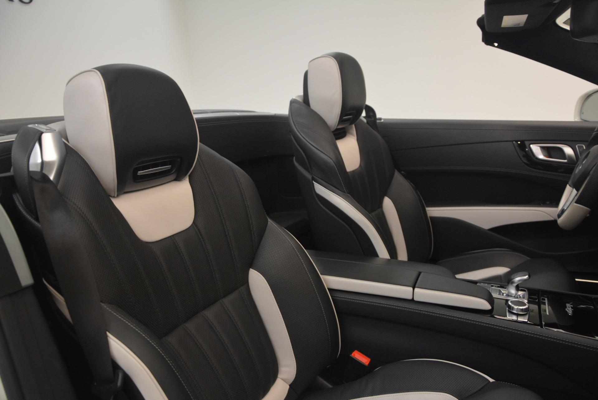 Used 2015 Mercedes Benz SL-Class SL 550 For Sale In Greenwich, CT. Alfa Romeo of Greenwich, M1874A 1261_p44
