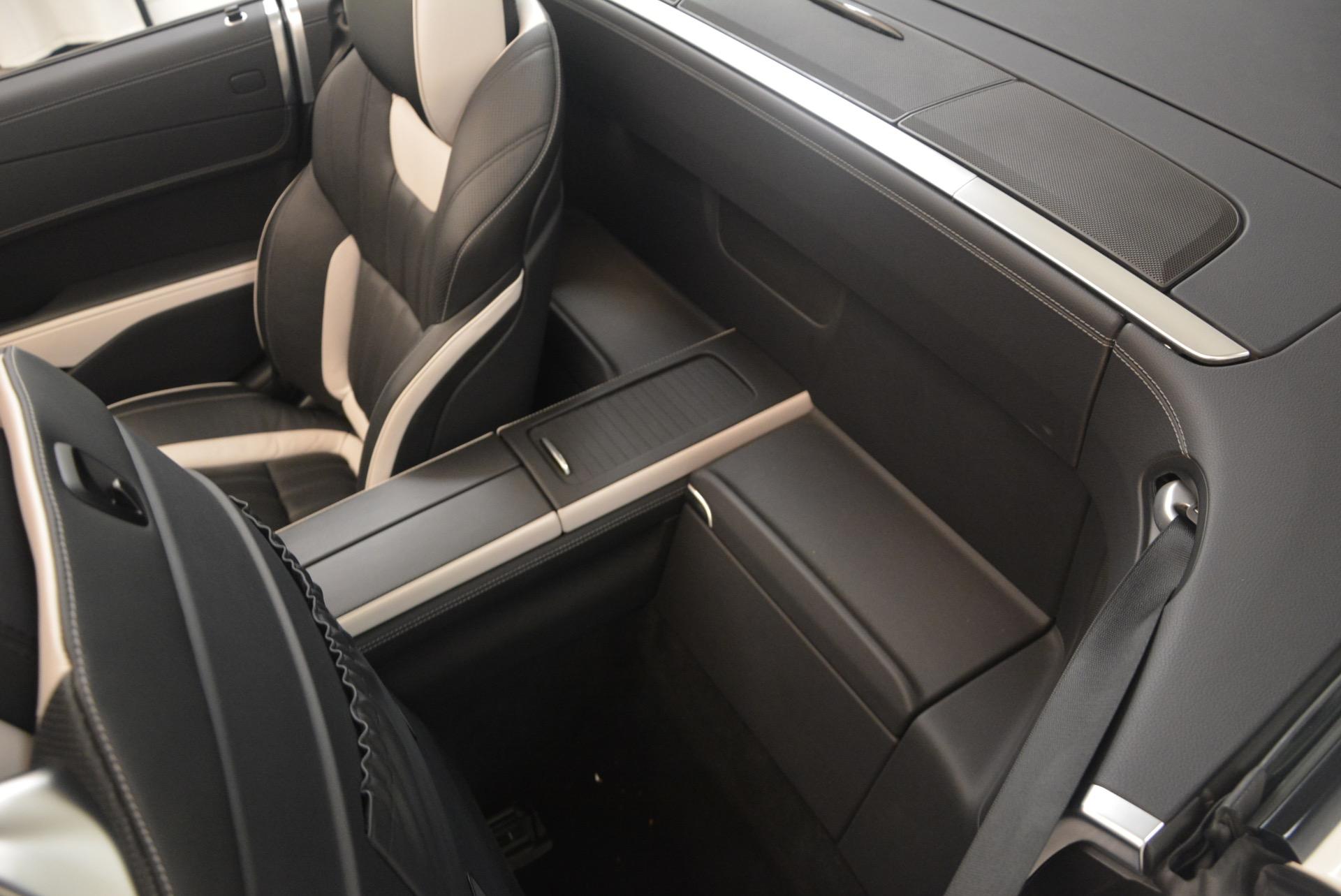 Used 2015 Mercedes Benz SL-Class SL 550 For Sale In Greenwich, CT. Alfa Romeo of Greenwich, M1874A 1261_p48