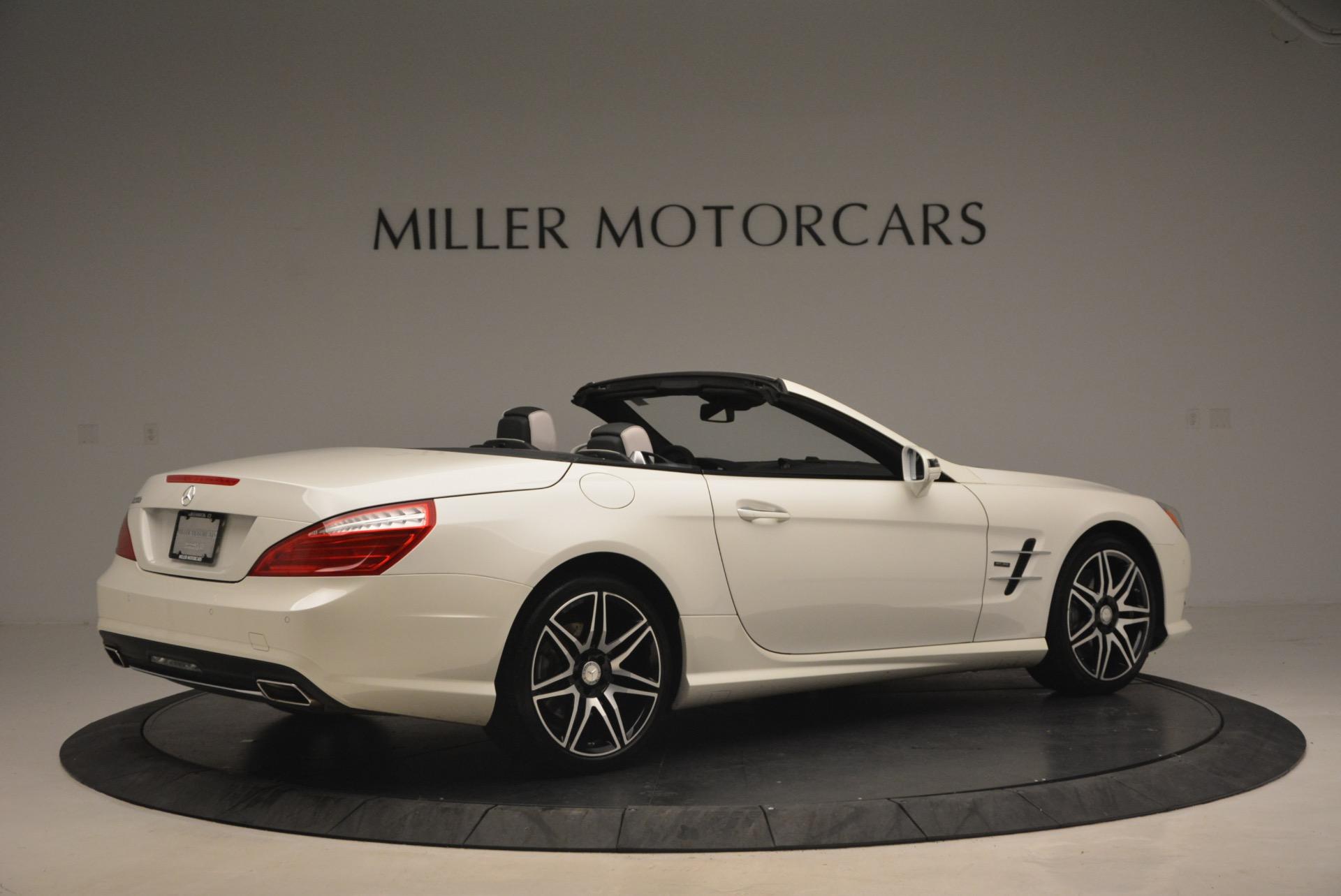 Used 2015 Mercedes Benz SL-Class SL 550 For Sale In Greenwich, CT. Alfa Romeo of Greenwich, M1874A 1261_p8