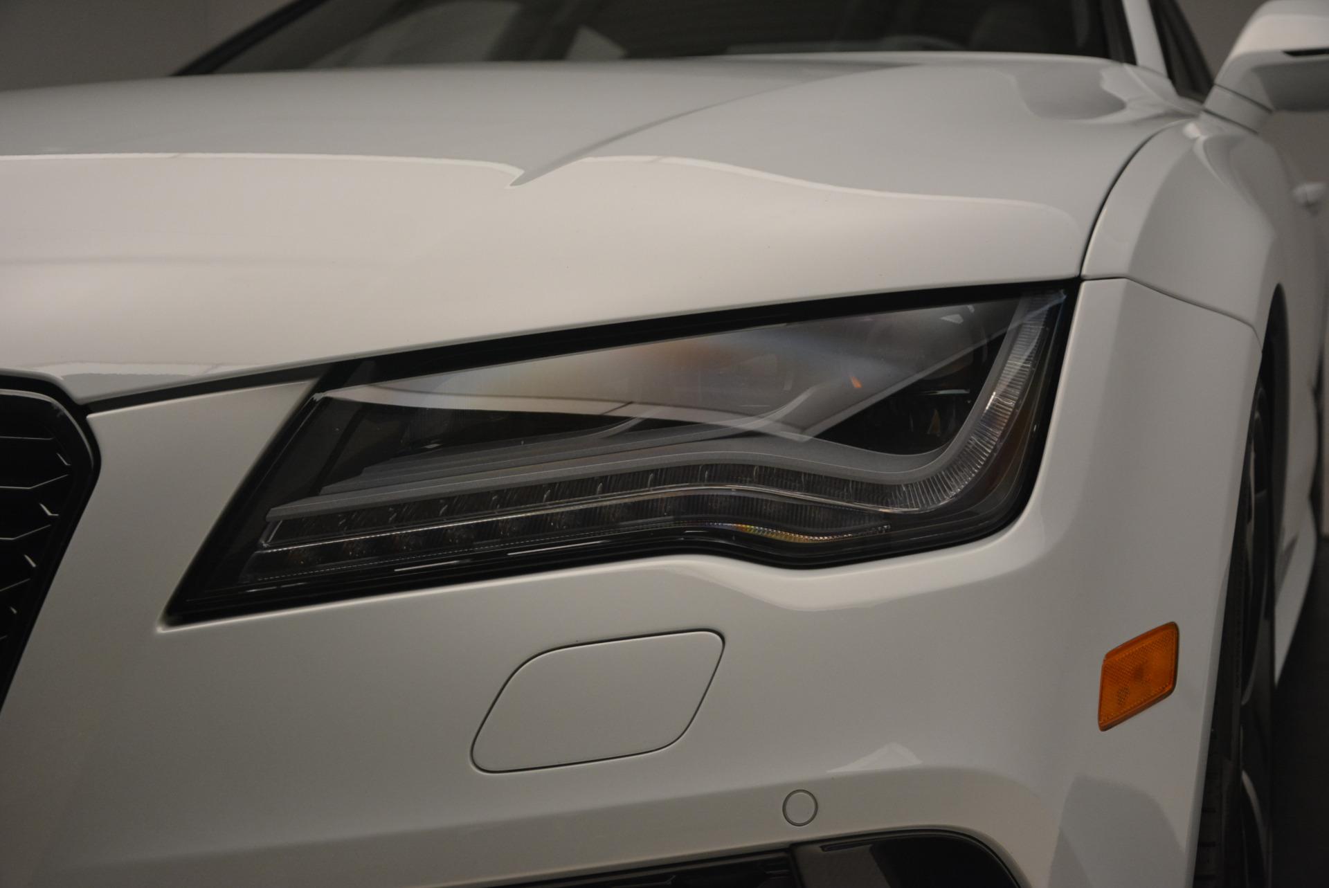 Used 2014 Audi RS 7 4.0T quattro Prestige For Sale In Greenwich, CT. Alfa Romeo of Greenwich, R416A 1262_p16