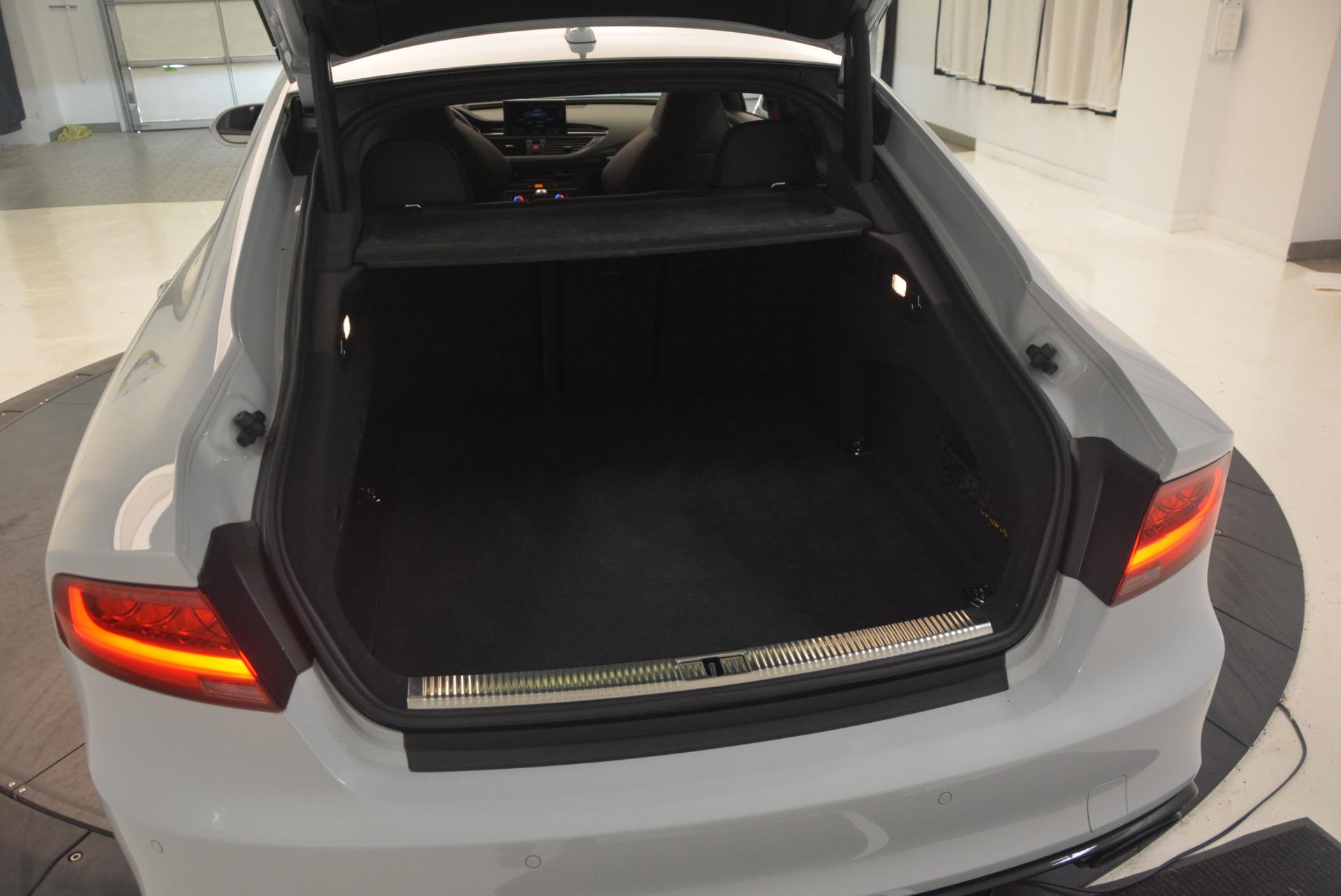 Used 2014 Audi RS 7 4.0T quattro Prestige For Sale In Greenwich, CT. Alfa Romeo of Greenwich, R416A 1262_p18