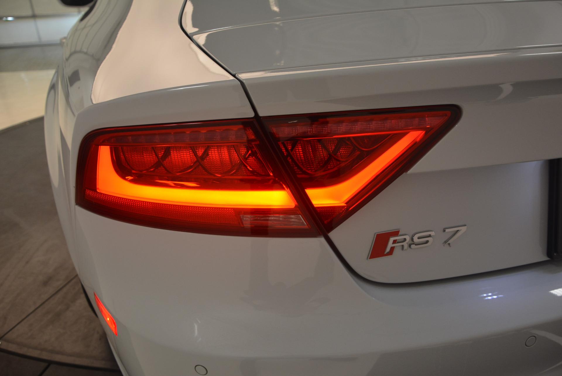 Used 2014 Audi RS 7 4.0T quattro Prestige For Sale In Greenwich, CT. Alfa Romeo of Greenwich, R416A 1262_p19