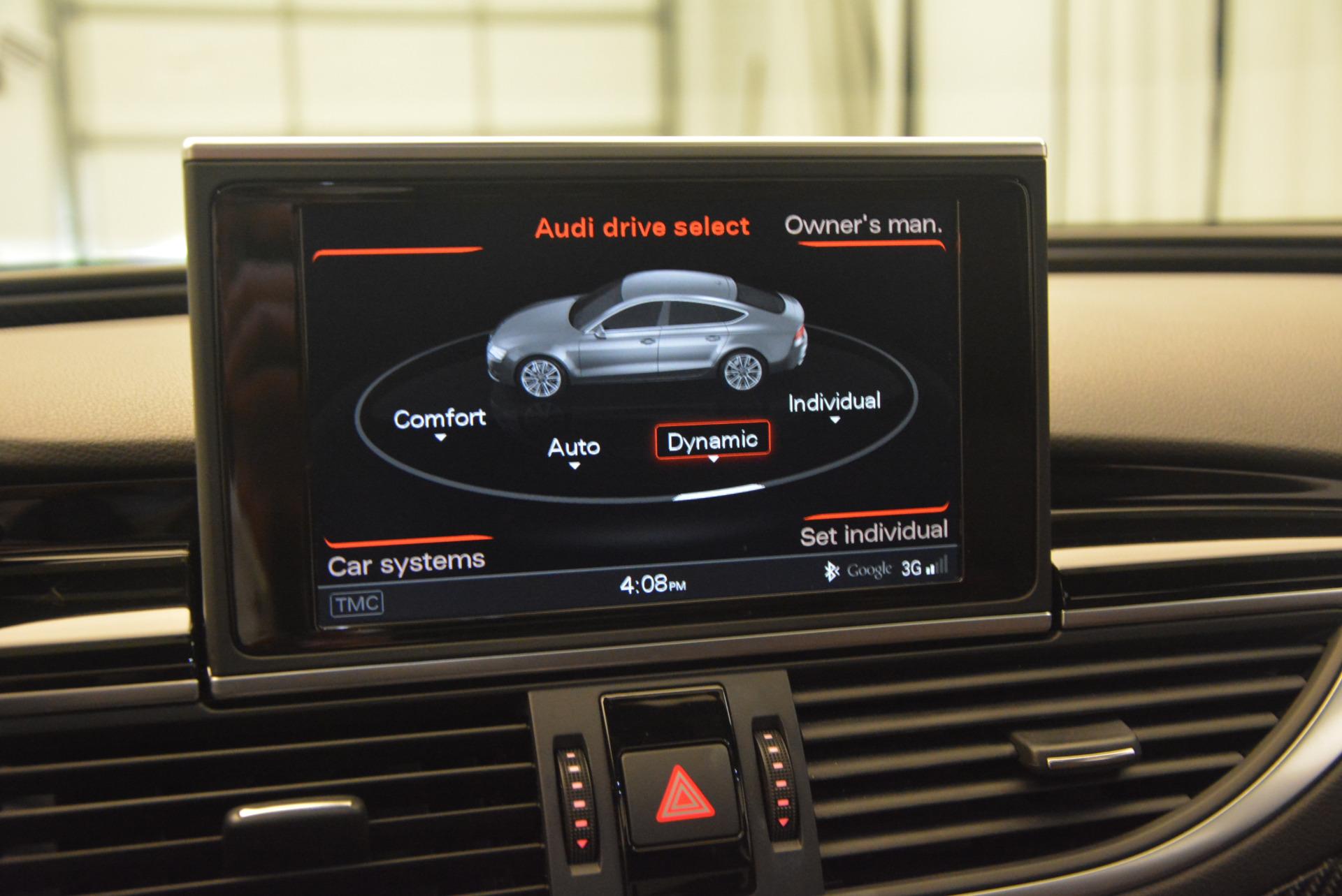 Used 2014 Audi RS 7 4.0T quattro Prestige For Sale In Greenwich, CT. Alfa Romeo of Greenwich, R416A 1262_p27