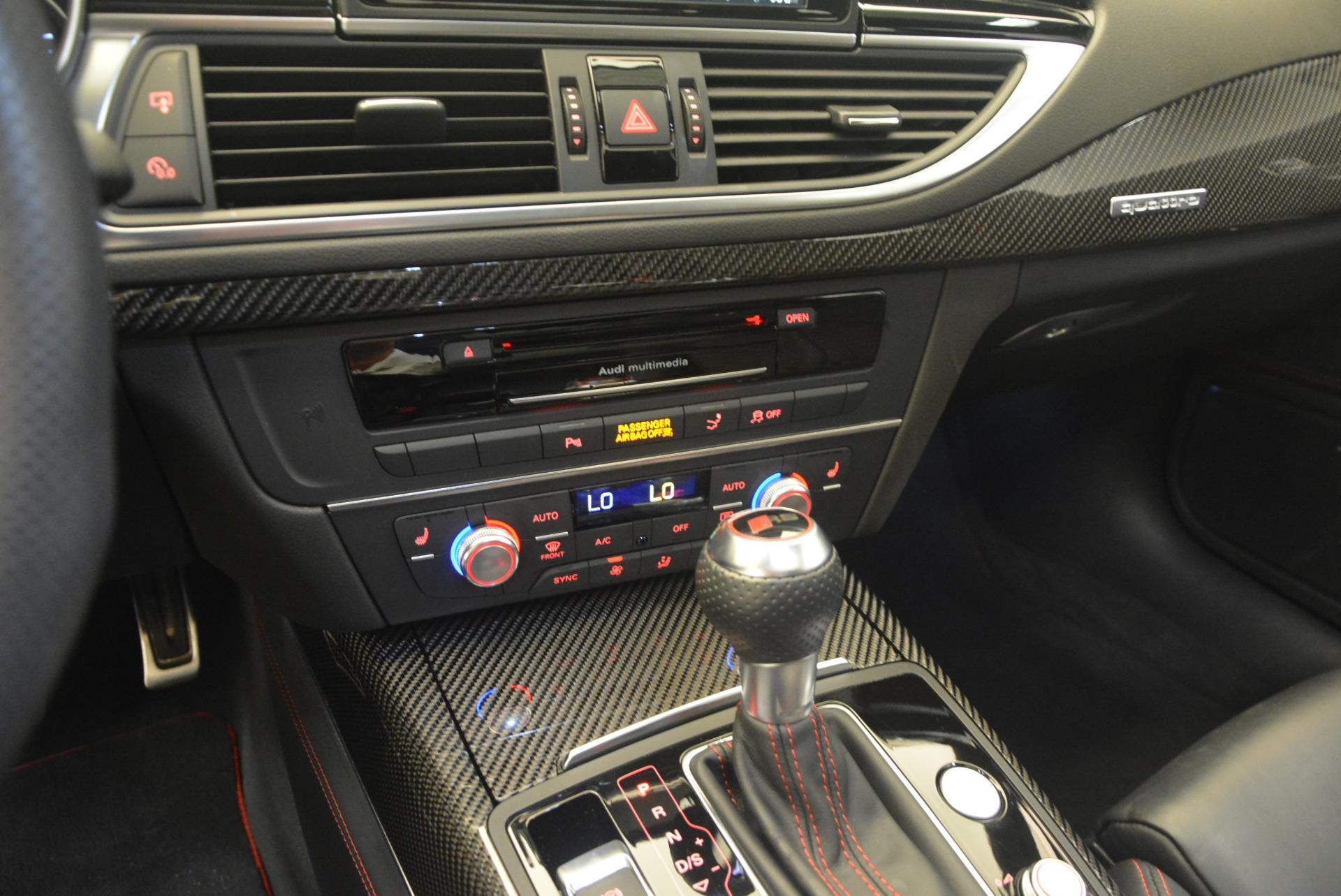 Used 2014 Audi RS 7 4.0T quattro Prestige For Sale In Greenwich, CT. Alfa Romeo of Greenwich, R416A 1262_p28