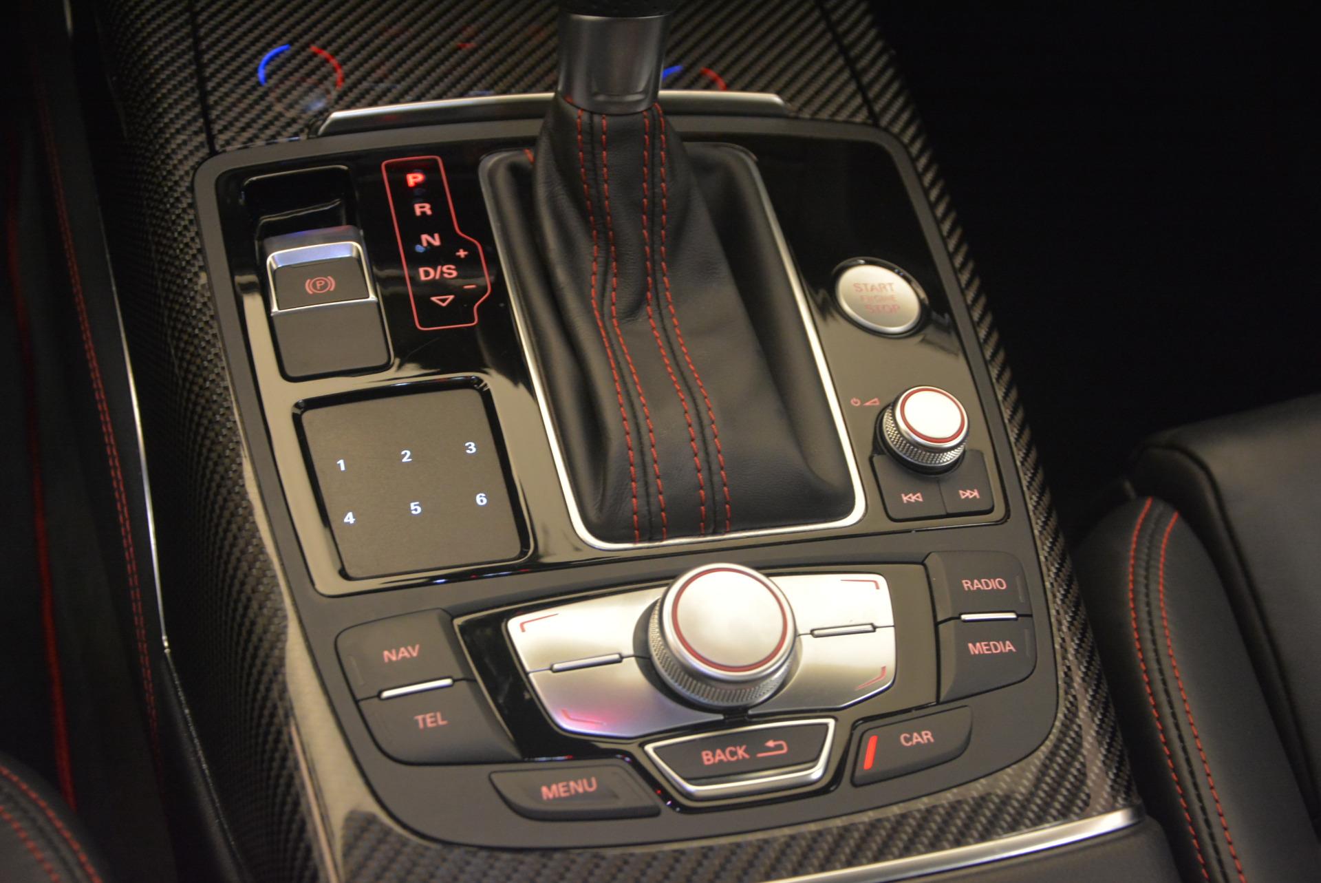 Used 2014 Audi RS 7 4.0T quattro Prestige For Sale In Greenwich, CT. Alfa Romeo of Greenwich, R416A 1262_p29