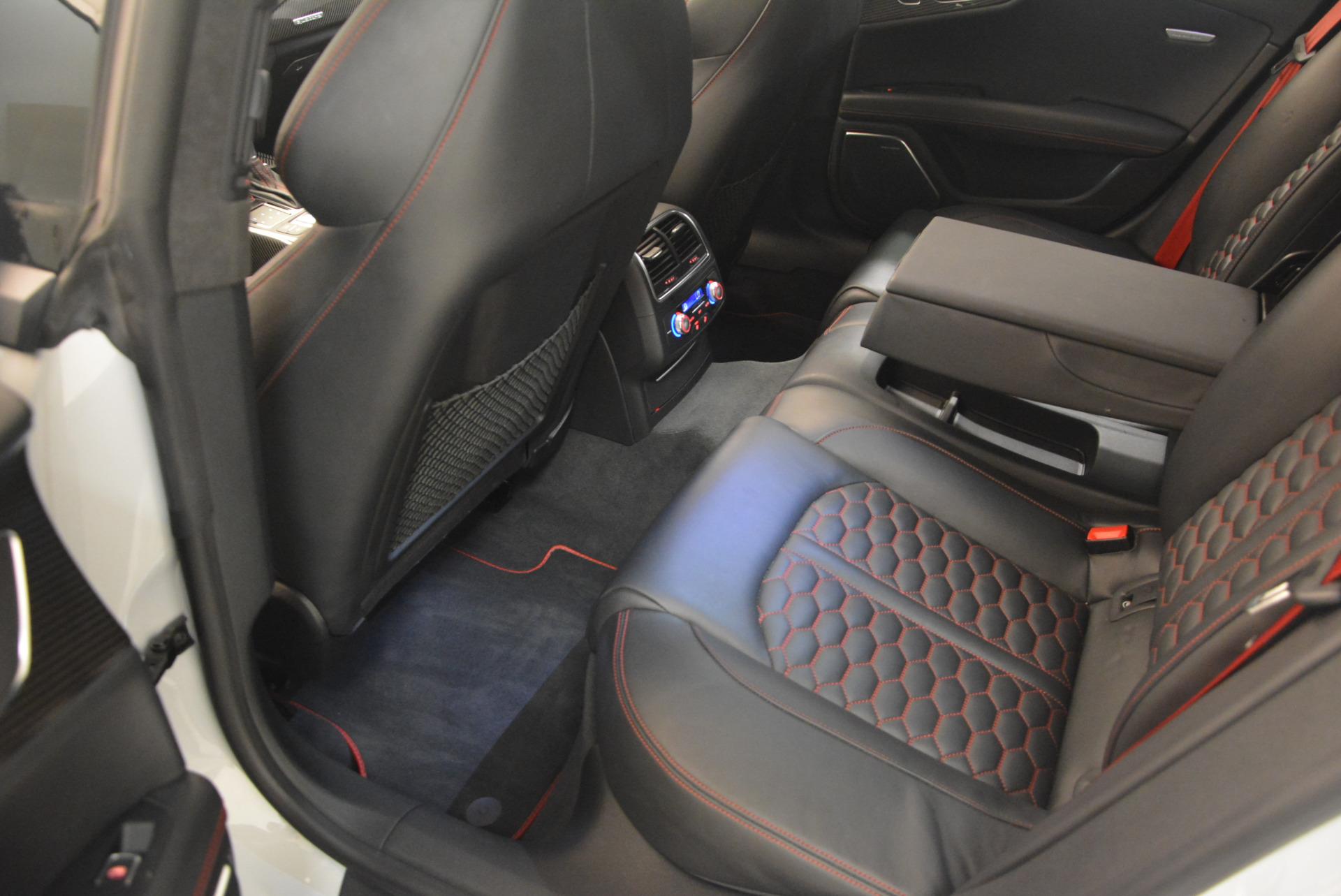 Used 2014 Audi RS 7 4.0T quattro Prestige For Sale In Greenwich, CT. Alfa Romeo of Greenwich, R416A 1262_p33