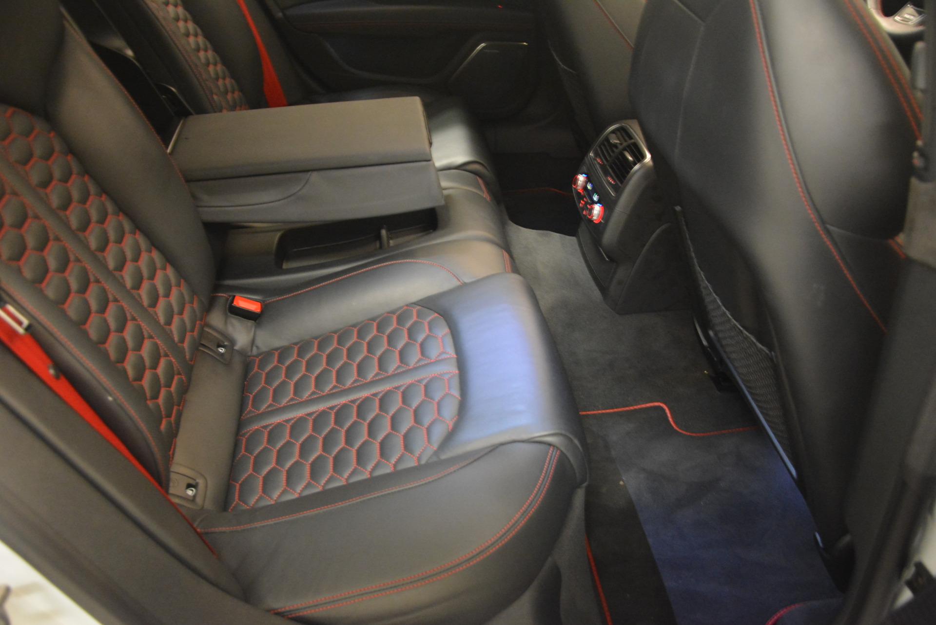 Used 2014 Audi RS 7 4.0T quattro Prestige For Sale In Greenwich, CT. Alfa Romeo of Greenwich, R416A 1262_p38