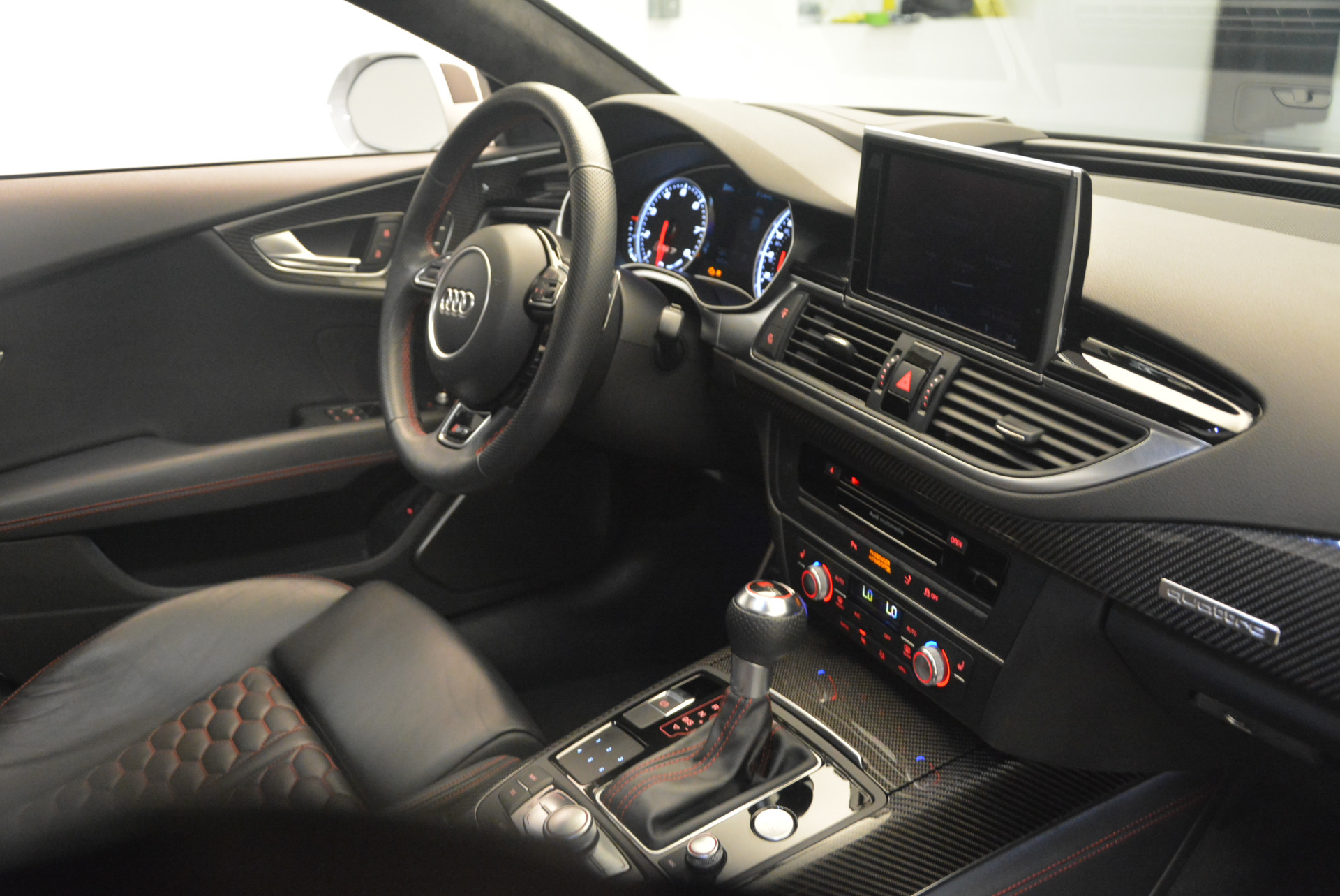 Used 2014 Audi RS 7 4.0T quattro Prestige For Sale In Greenwich, CT. Alfa Romeo of Greenwich, R416A 1262_p44