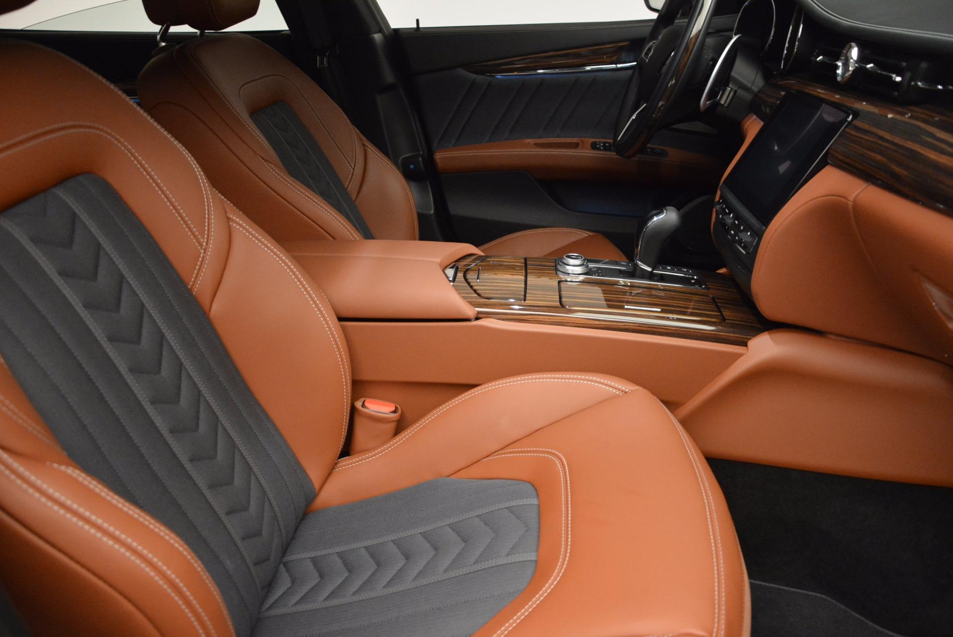 New 2017 Maserati Quattroporte S Q4 GranLusso For Sale In Greenwich, CT. Alfa Romeo of Greenwich, M1878 1265_p17