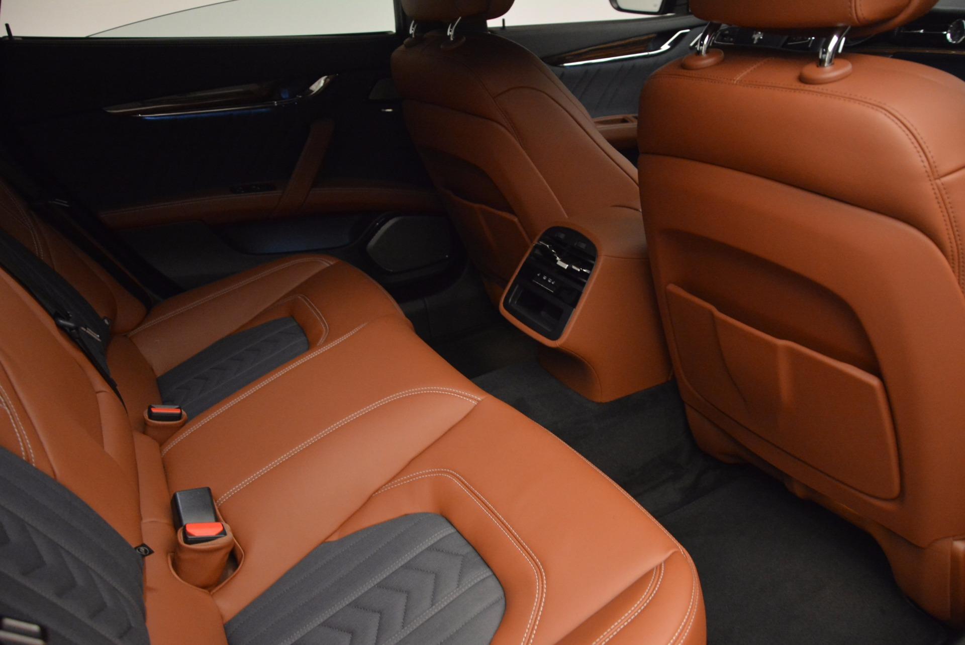 New 2017 Maserati Quattroporte S Q4 GranLusso For Sale In Greenwich, CT. Alfa Romeo of Greenwich, M1878 1265_p25