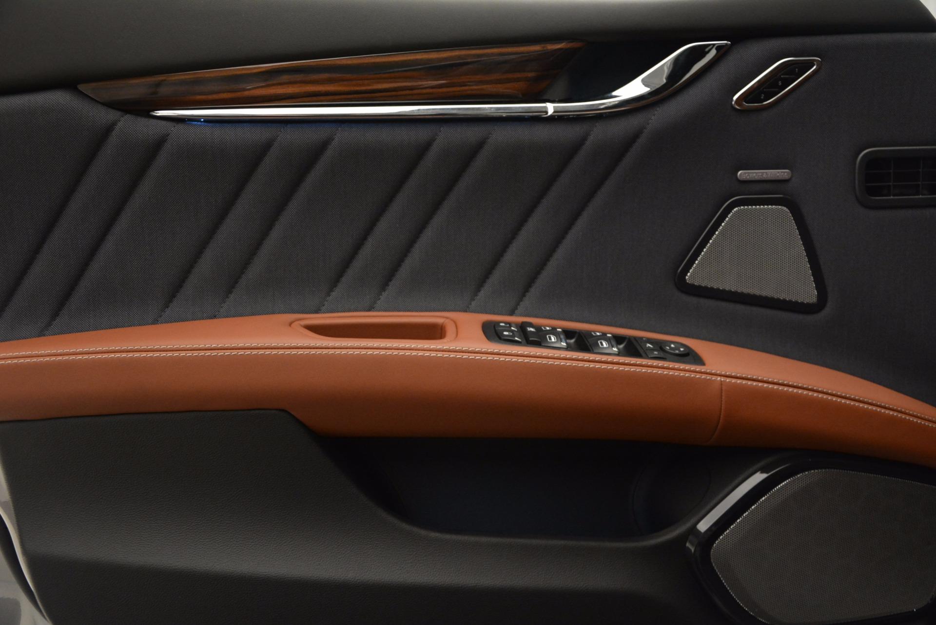 New 2017 Maserati Quattroporte S Q4 GranLusso For Sale In Greenwich, CT. Alfa Romeo of Greenwich, M1878 1265_p26