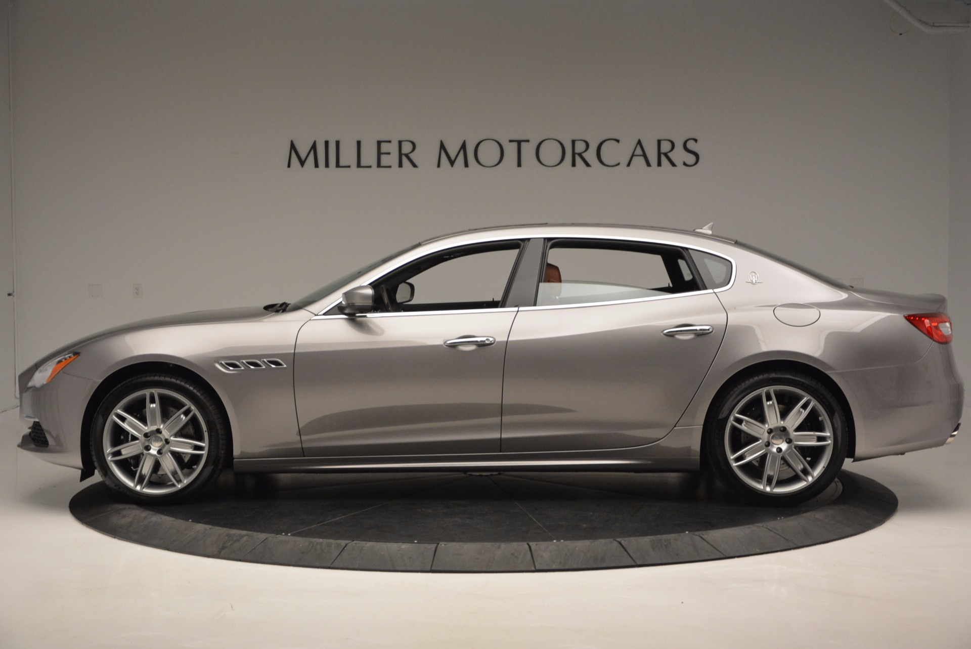 New 2017 Maserati Quattroporte S Q4 GranLusso For Sale In Greenwich, CT. Alfa Romeo of Greenwich, M1878 1265_p3