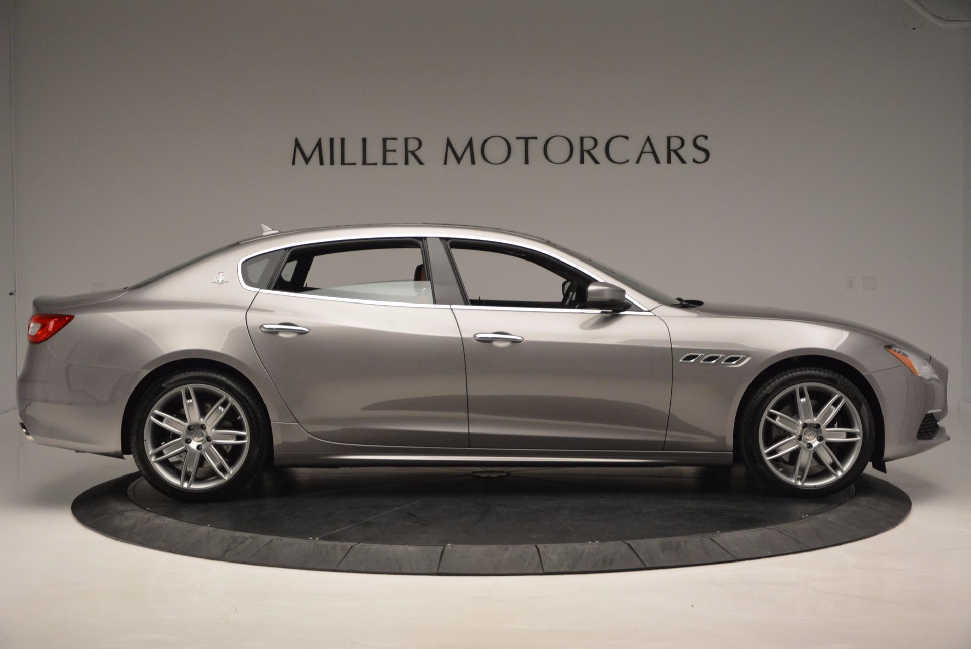 New 2017 Maserati Quattroporte S Q4 GranLusso For Sale In Greenwich, CT. Alfa Romeo of Greenwich, M1878 1265_p9