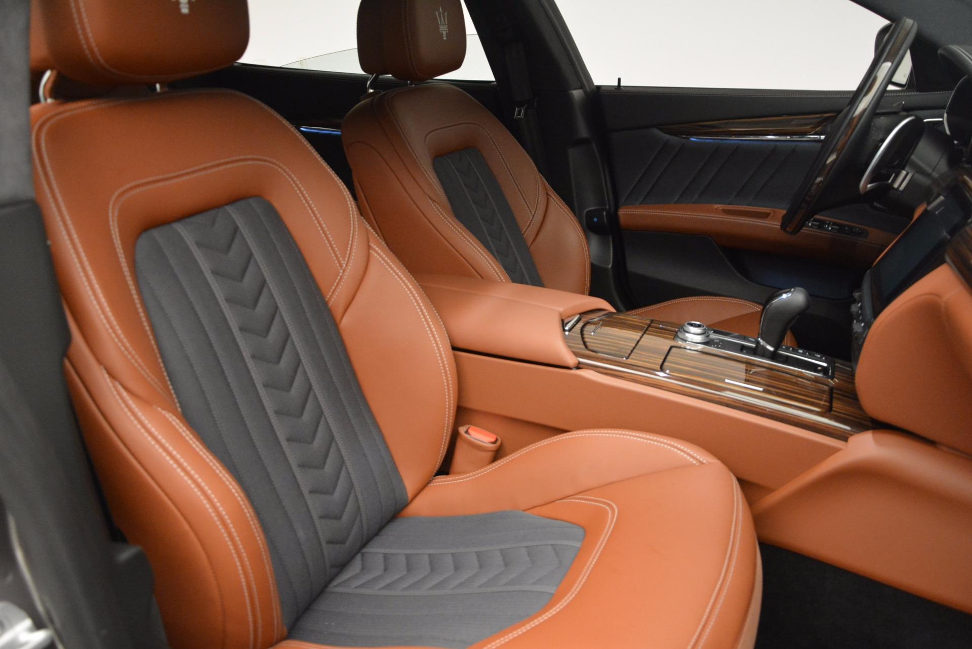 New 2017 Maserati Quattroporte S Q4 GranLusso For Sale In Greenwich, CT. Alfa Romeo of Greenwich, W464 1266_p19