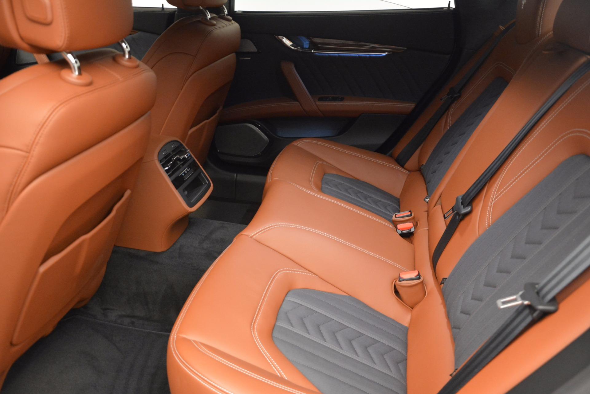 New 2017 Maserati Quattroporte S Q4 GranLusso For Sale In Greenwich, CT. Alfa Romeo of Greenwich, W464 1266_p29