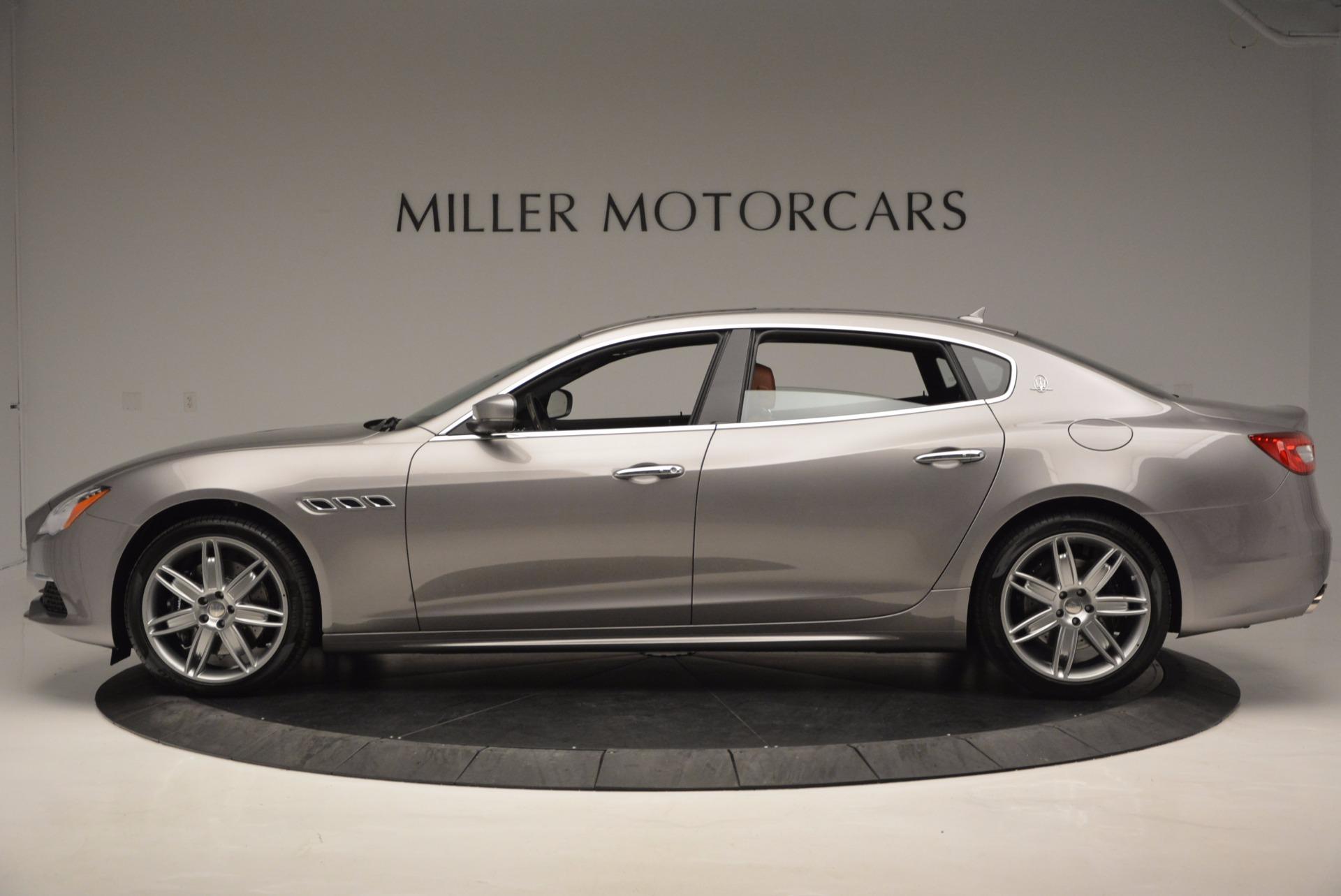 New 2017 Maserati Quattroporte S Q4 GranLusso For Sale In Greenwich, CT. Alfa Romeo of Greenwich, W464 1266_p3