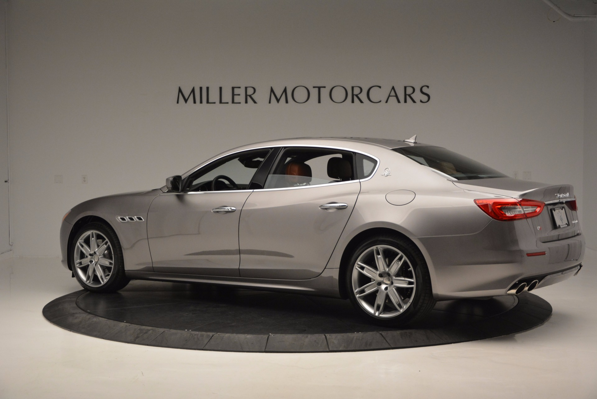 New 2017 Maserati Quattroporte S Q4 GranLusso For Sale In Greenwich, CT. Alfa Romeo of Greenwich, W464 1266_p4