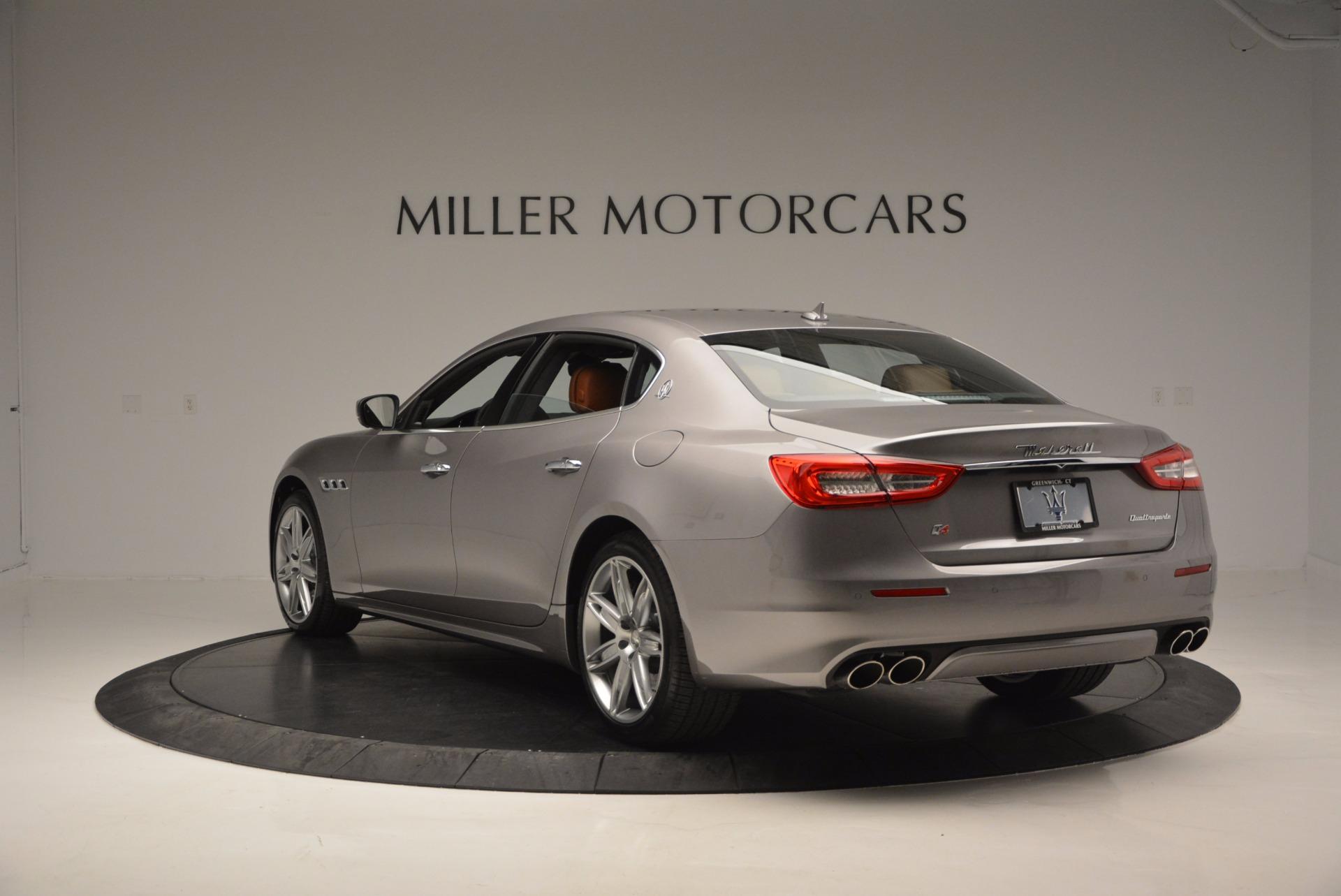 New 2017 Maserati Quattroporte S Q4 GranLusso For Sale In Greenwich, CT. Alfa Romeo of Greenwich, W464 1266_p5