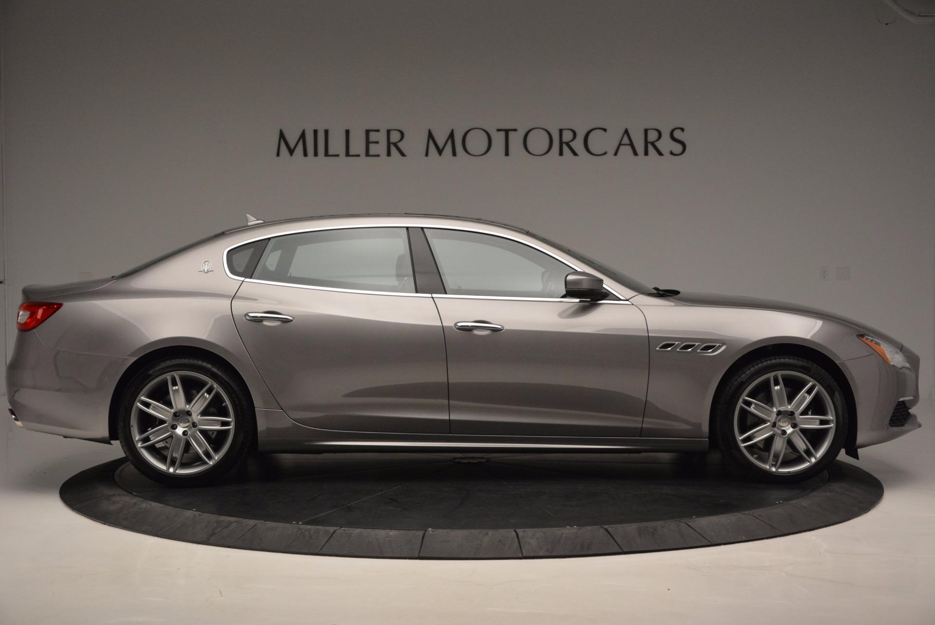 New 2017 Maserati Quattroporte S Q4 GranLusso For Sale In Greenwich, CT. Alfa Romeo of Greenwich, W464 1266_p9