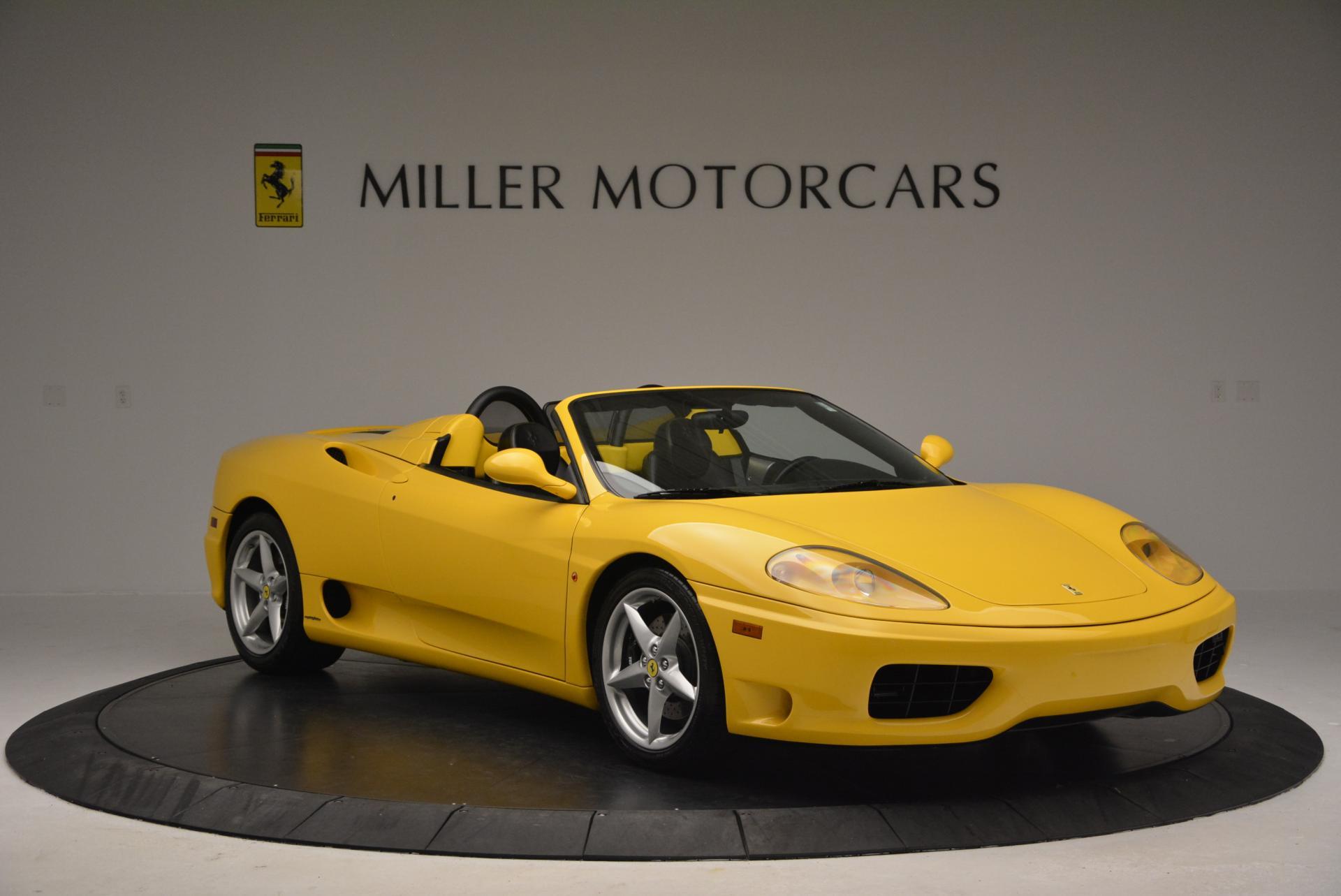 Used 2003 Ferrari 360 Spider 6-Speed Manual  For Sale In Greenwich, CT. Alfa Romeo of Greenwich, 4239A 127_p11