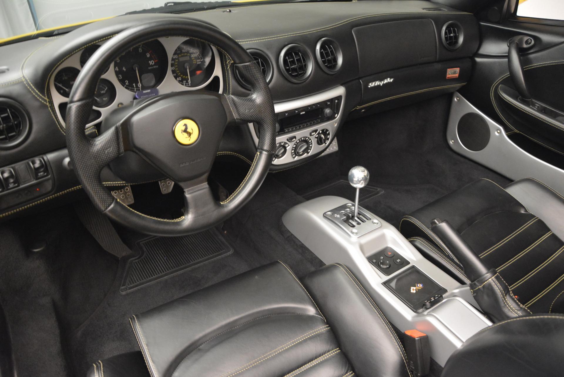 Used 2003 Ferrari 360 Spider 6-Speed Manual  For Sale In Greenwich, CT. Alfa Romeo of Greenwich, 4239A 127_p25