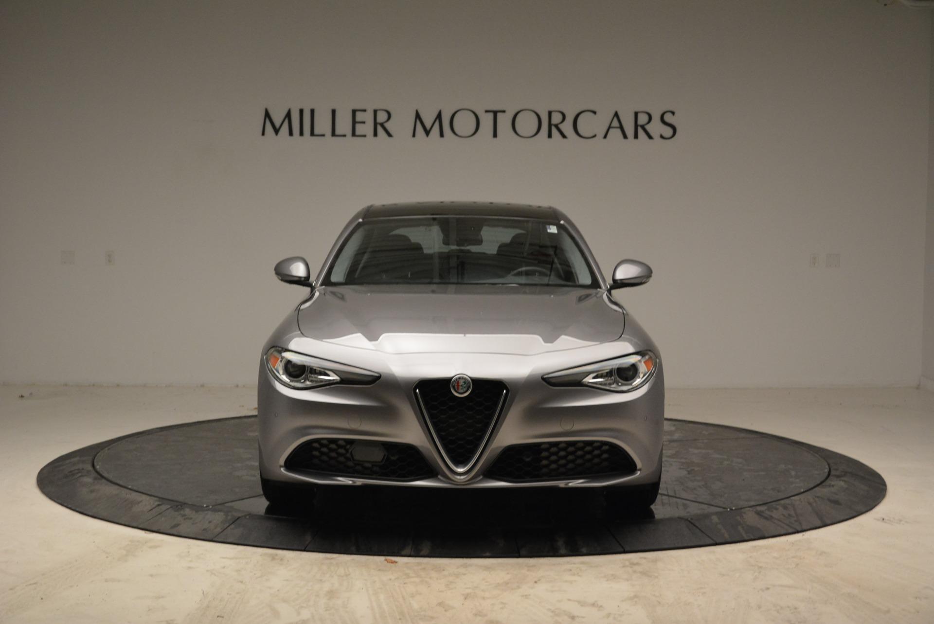 New 2017 Alfa Romeo Giulia Ti Lusso Q4 For Sale In Greenwich, CT. Alfa Romeo of Greenwich, LW014 1270_p12