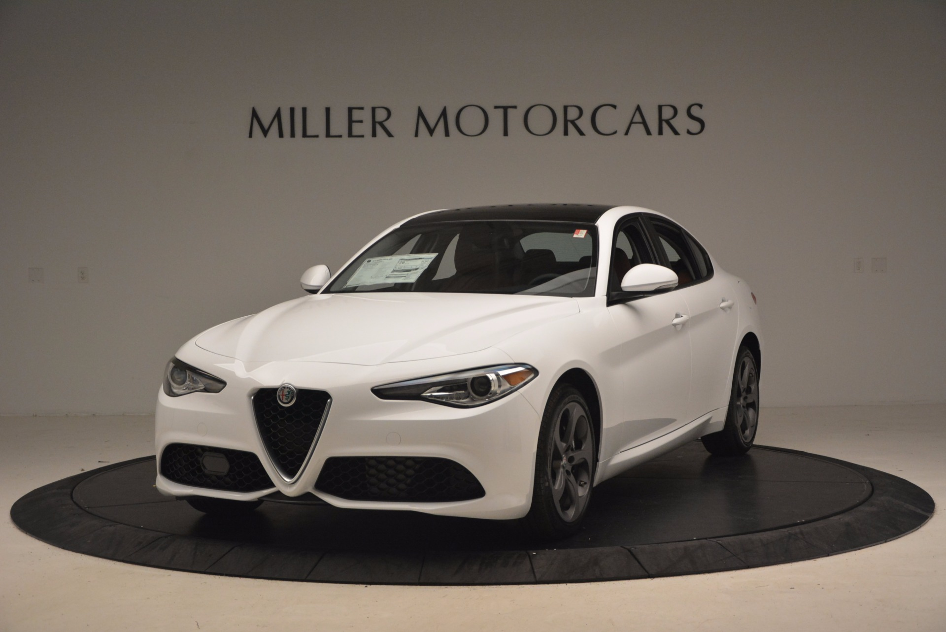 New 2017 Alfa Romeo Giulia Q4 For Sale In Greenwich, CT. Alfa Romeo of Greenwich, L120 1271_main