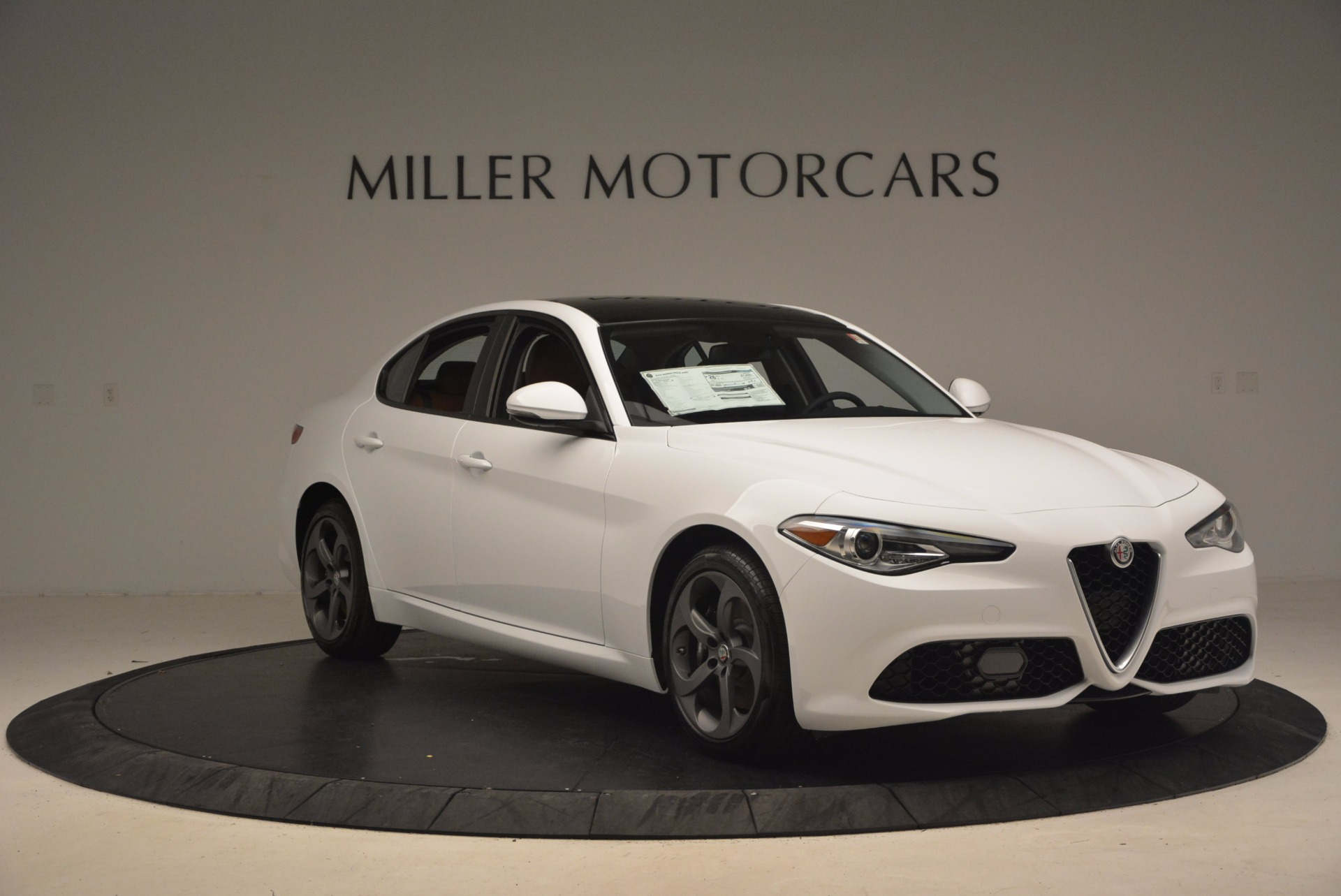New 2017 Alfa Romeo Giulia Q4 For Sale In Greenwich, CT. Alfa Romeo of Greenwich, L120 1271_p12
