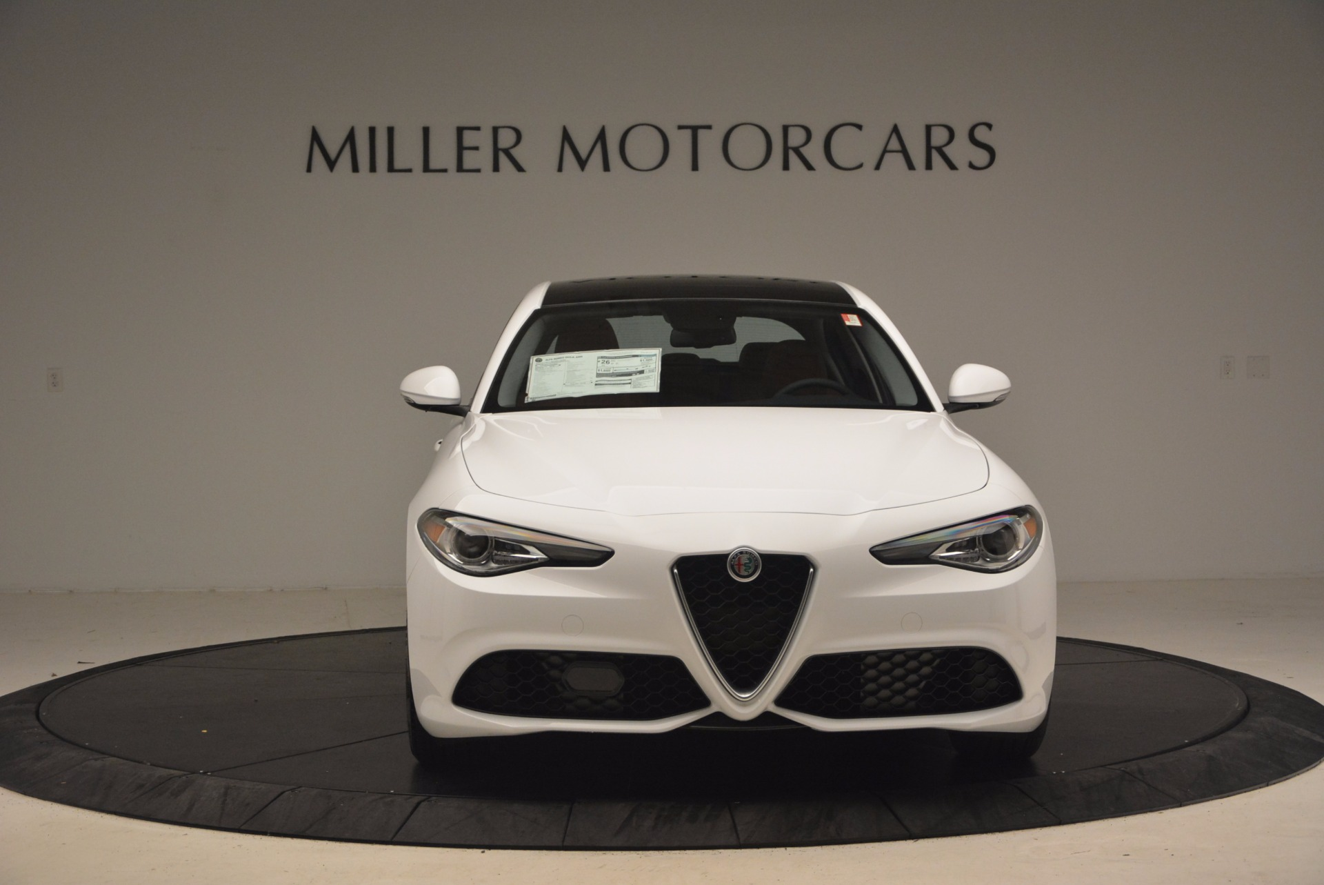 New 2017 Alfa Romeo Giulia Q4 For Sale In Greenwich, CT. Alfa Romeo of Greenwich, L120 1271_p13