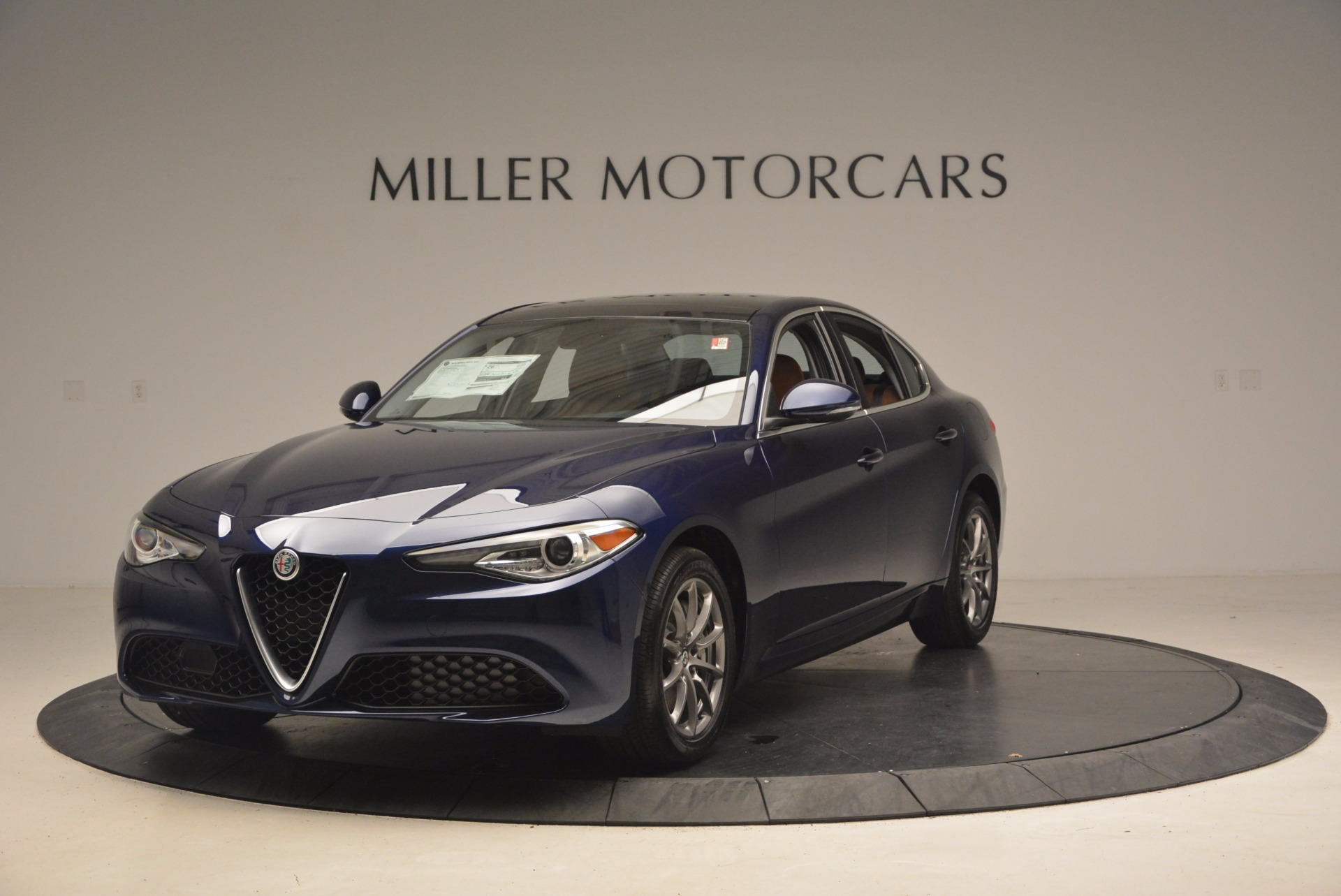 New 2017 Alfa Romeo Giulia Q4 For Sale In Greenwich, CT. Alfa Romeo of Greenwich, L124 1275_main