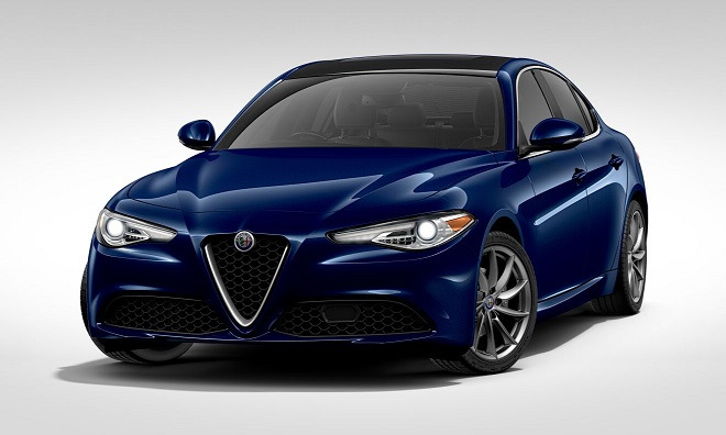 New 2017 Alfa Romeo Giulia Q4 For Sale In Greenwich, CT. Alfa Romeo of Greenwich, L126 1277_main