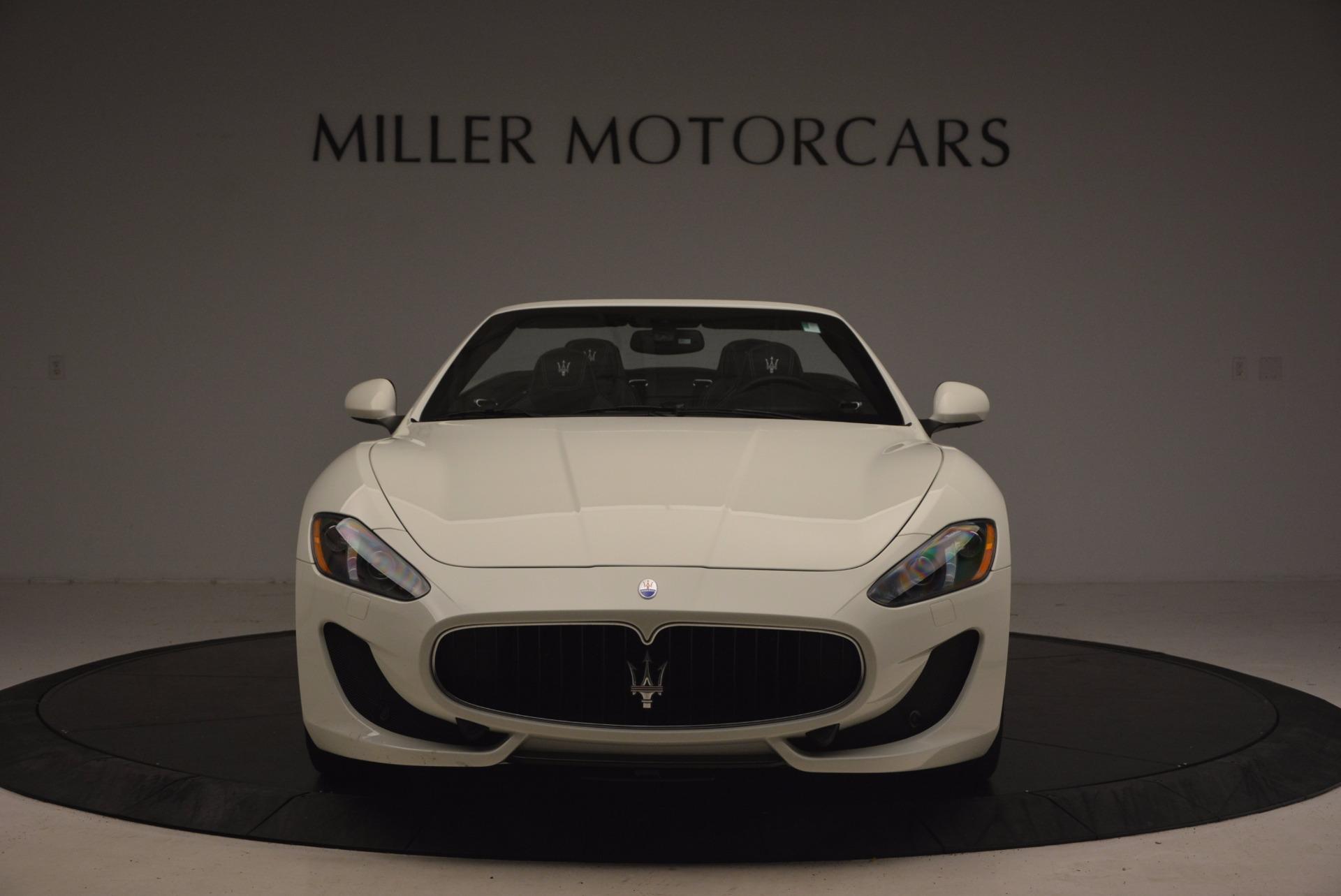 Used 2016 Maserati GranTurismo Sport For Sale In Greenwich, CT. Alfa Romeo of Greenwich, 7224 1278_p13