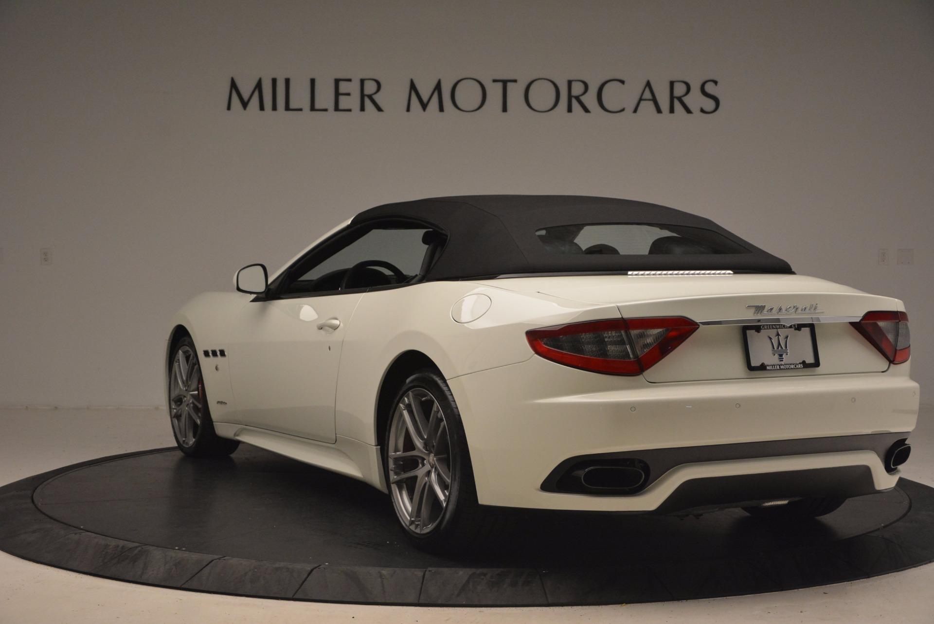 Used 2016 Maserati GranTurismo Sport For Sale In Greenwich, CT. Alfa Romeo of Greenwich, 7224 1278_p18