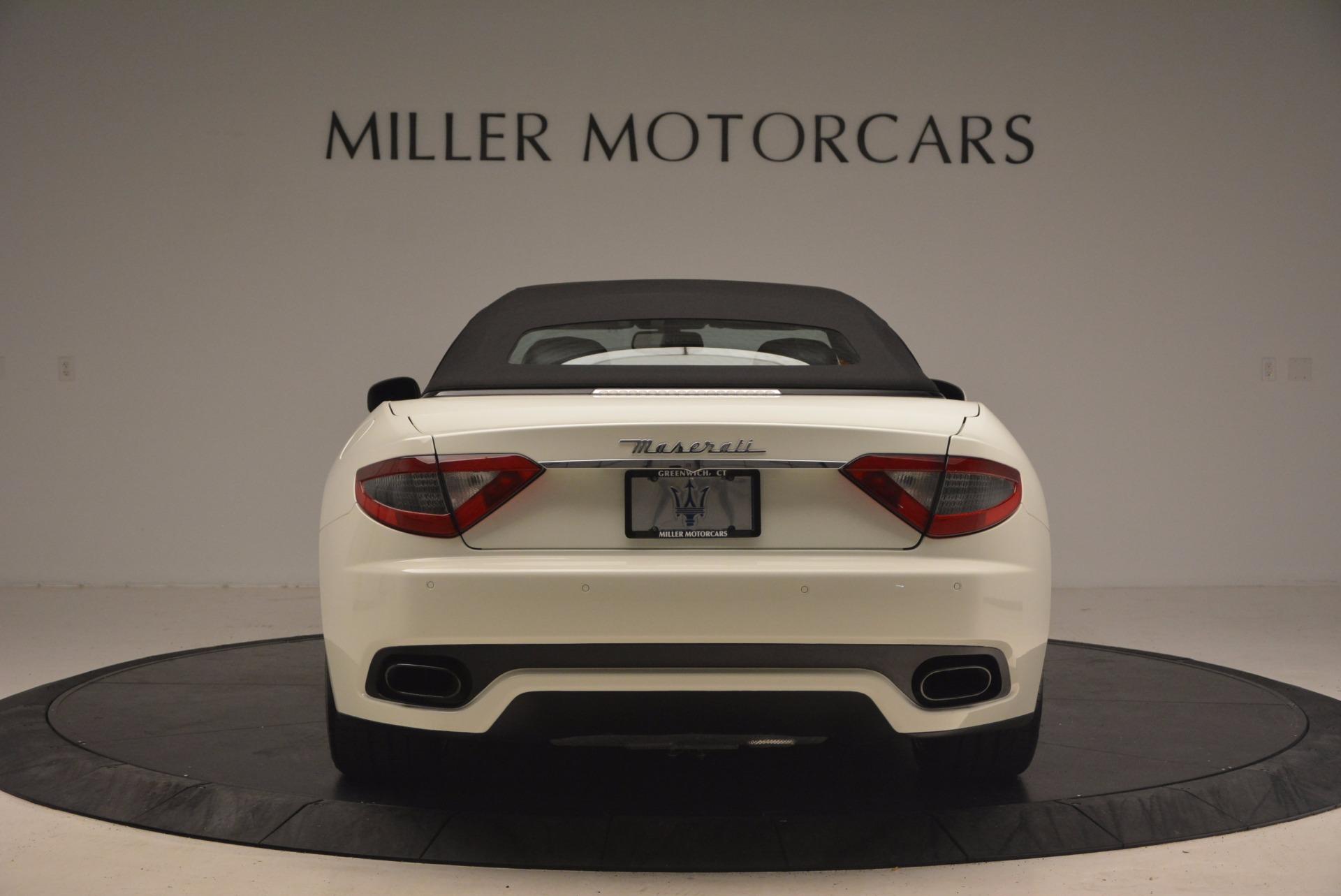 Used 2016 Maserati GranTurismo Sport For Sale In Greenwich, CT. Alfa Romeo of Greenwich, 7224 1278_p19